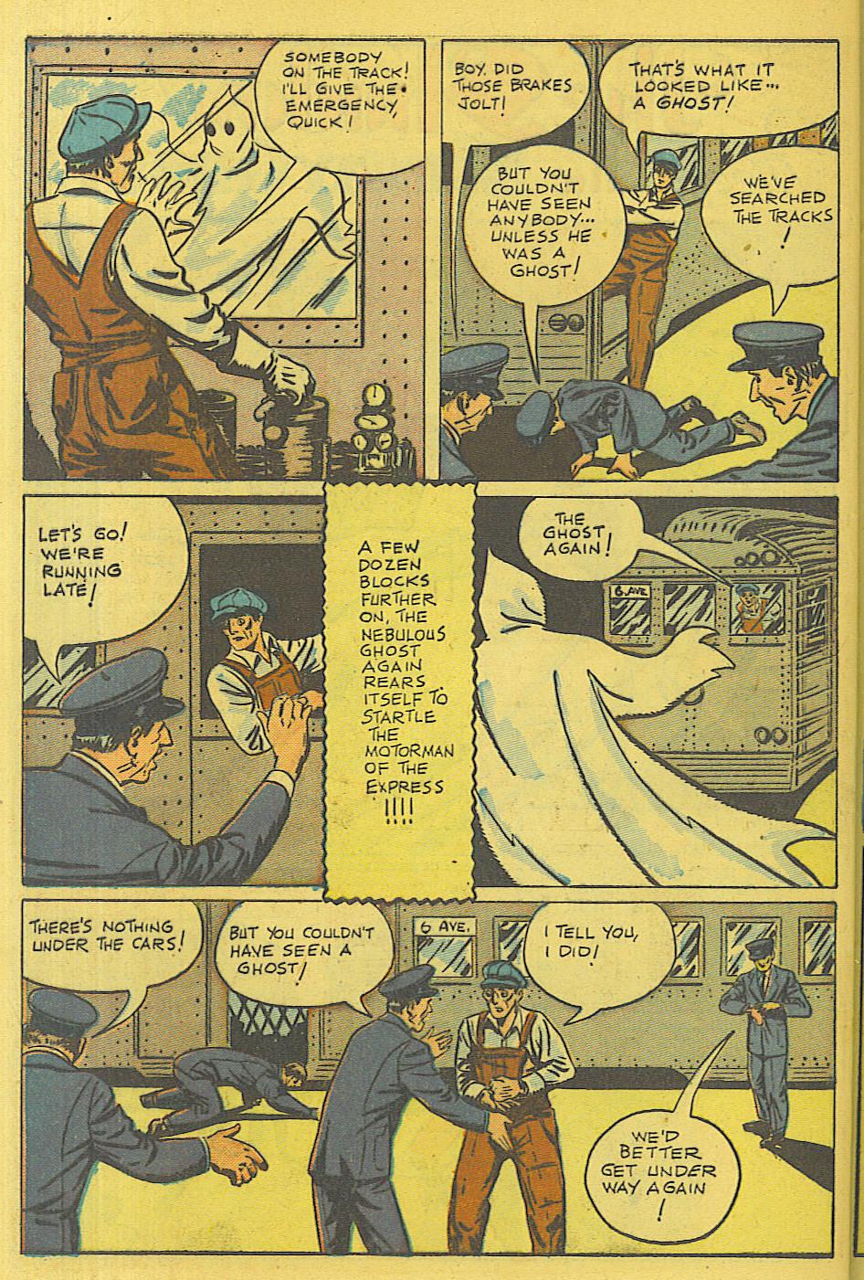 Read online Shadow Comics comic -  Issue #71 - 39