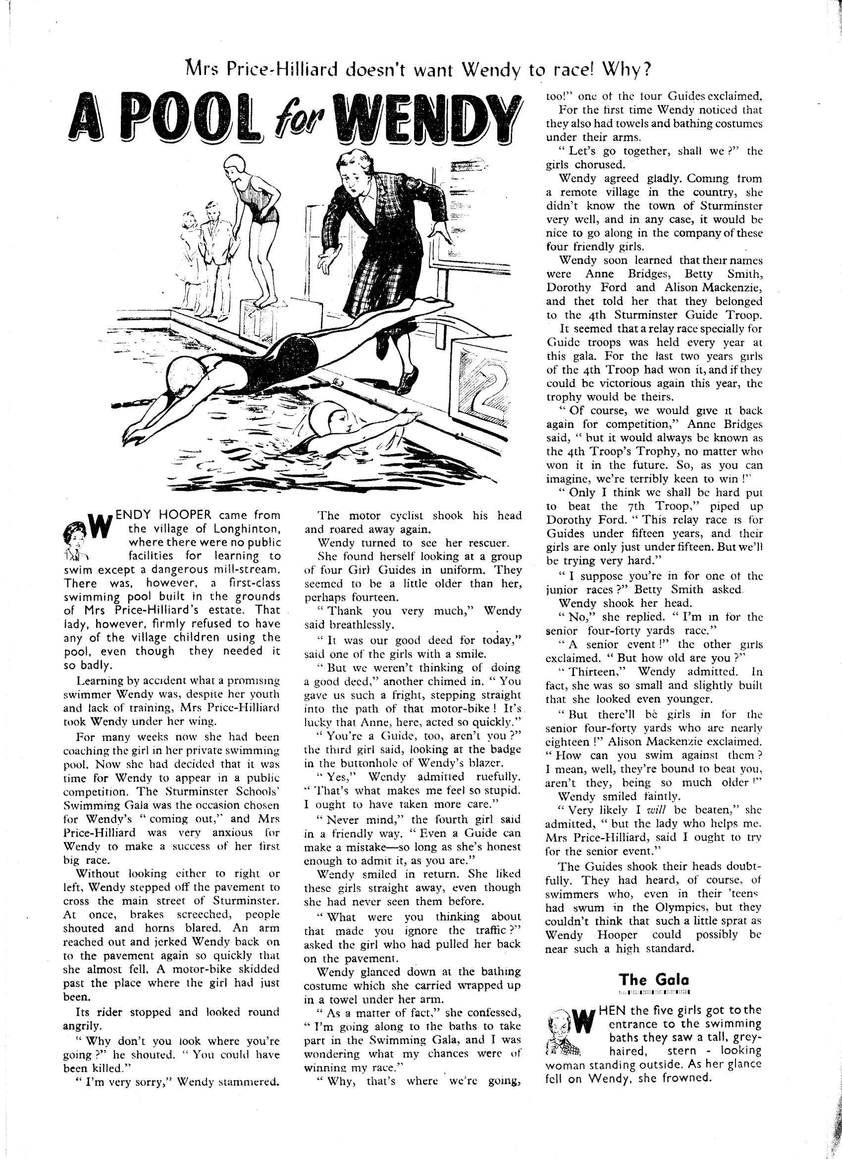 Read online Judy comic -  Issue #32 - 9