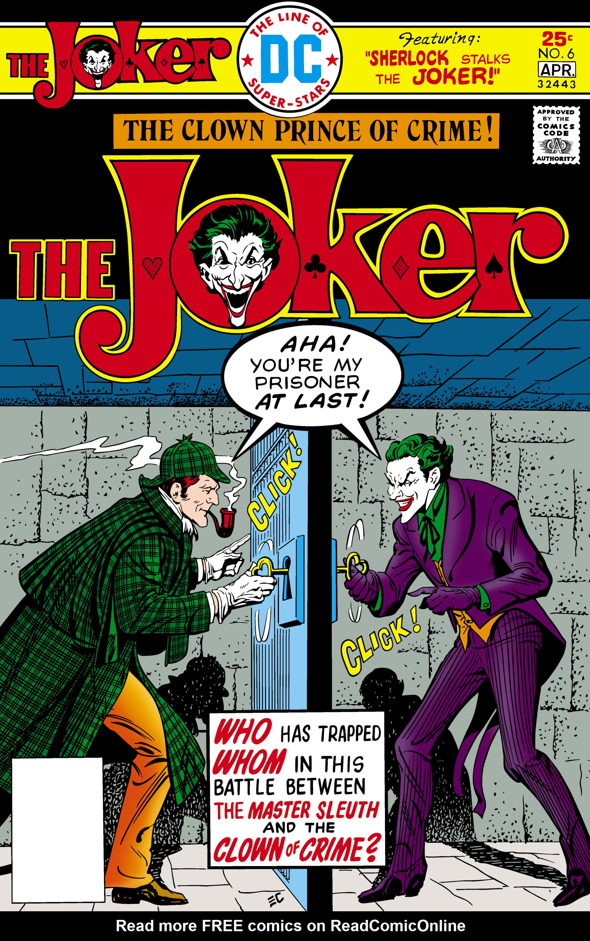 The Joker issue 6 - Page 1