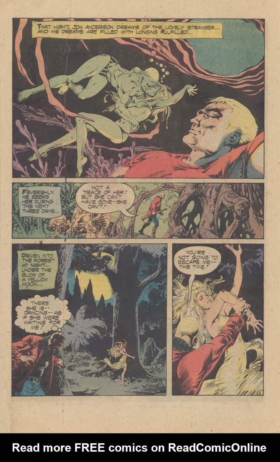 Weird Mystery Tales issue 19 - Page 7