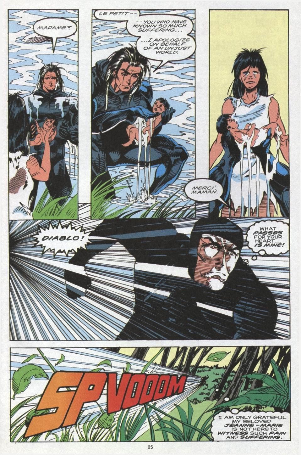 Read online Alpha Flight (1983) comic -  Issue #102 - 20