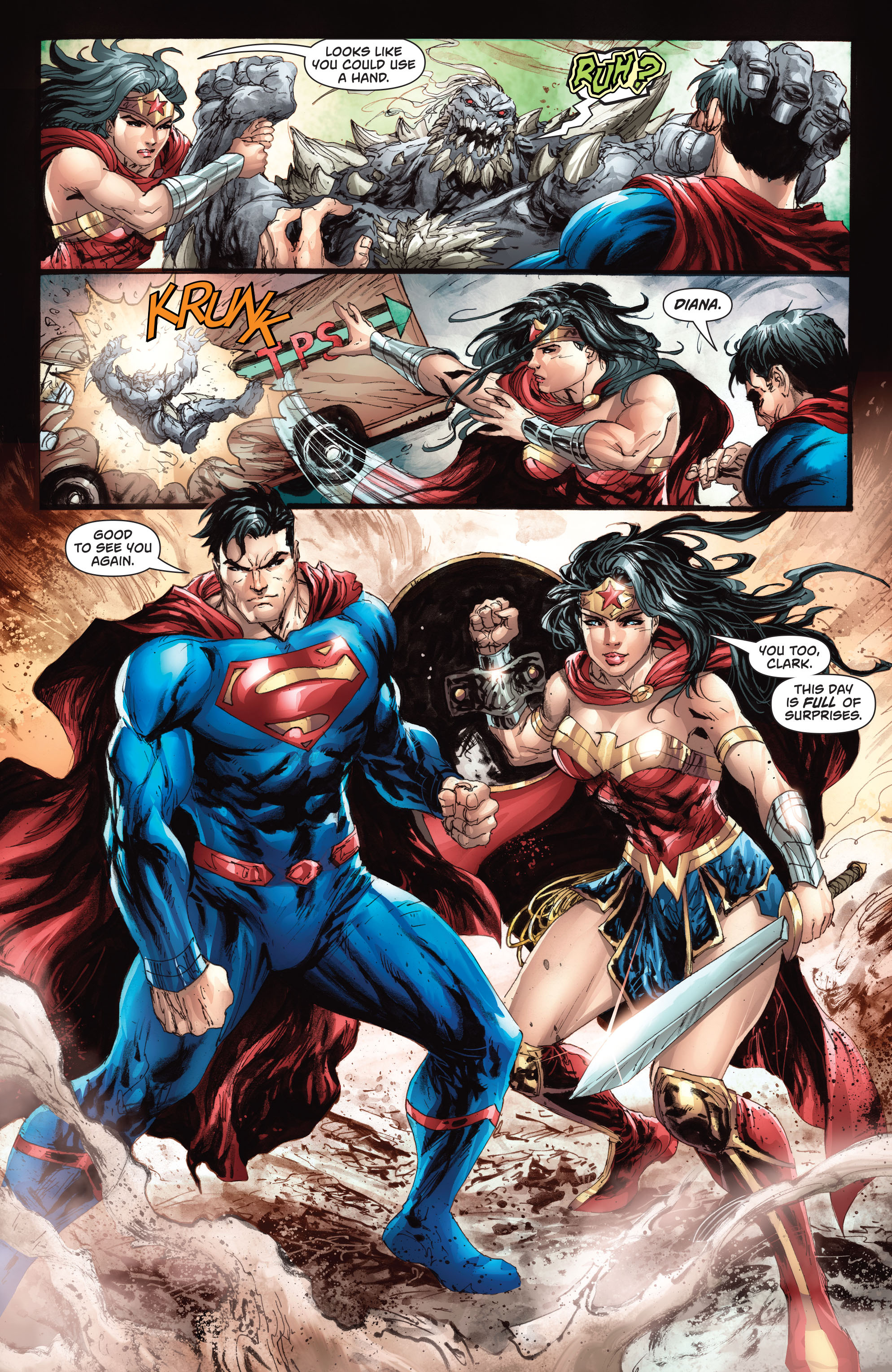 Read online Action Comics (2016) comic -  Issue #960 - 9