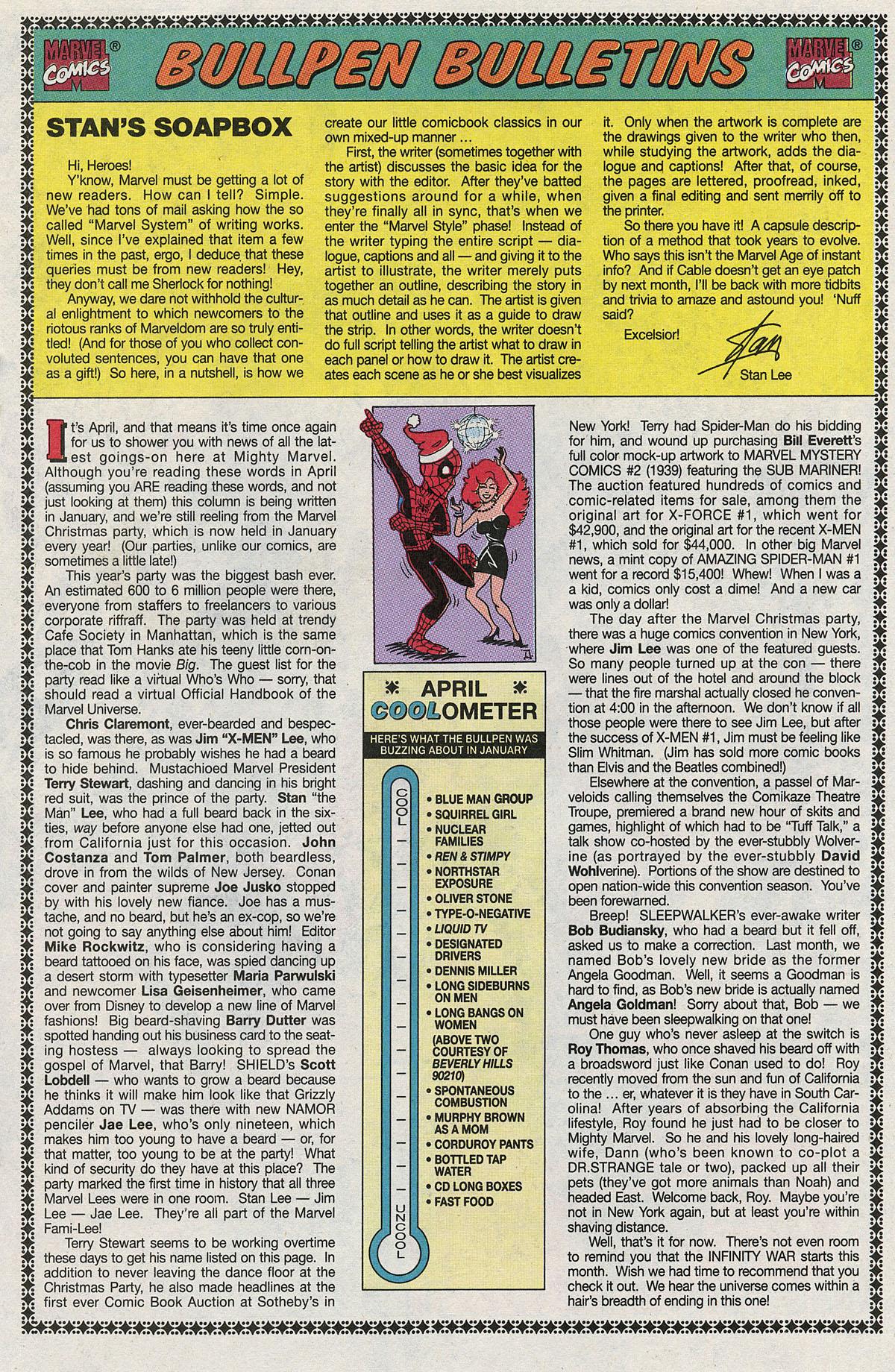 Read online Wonder Man (1991) comic -  Issue #10 - 14