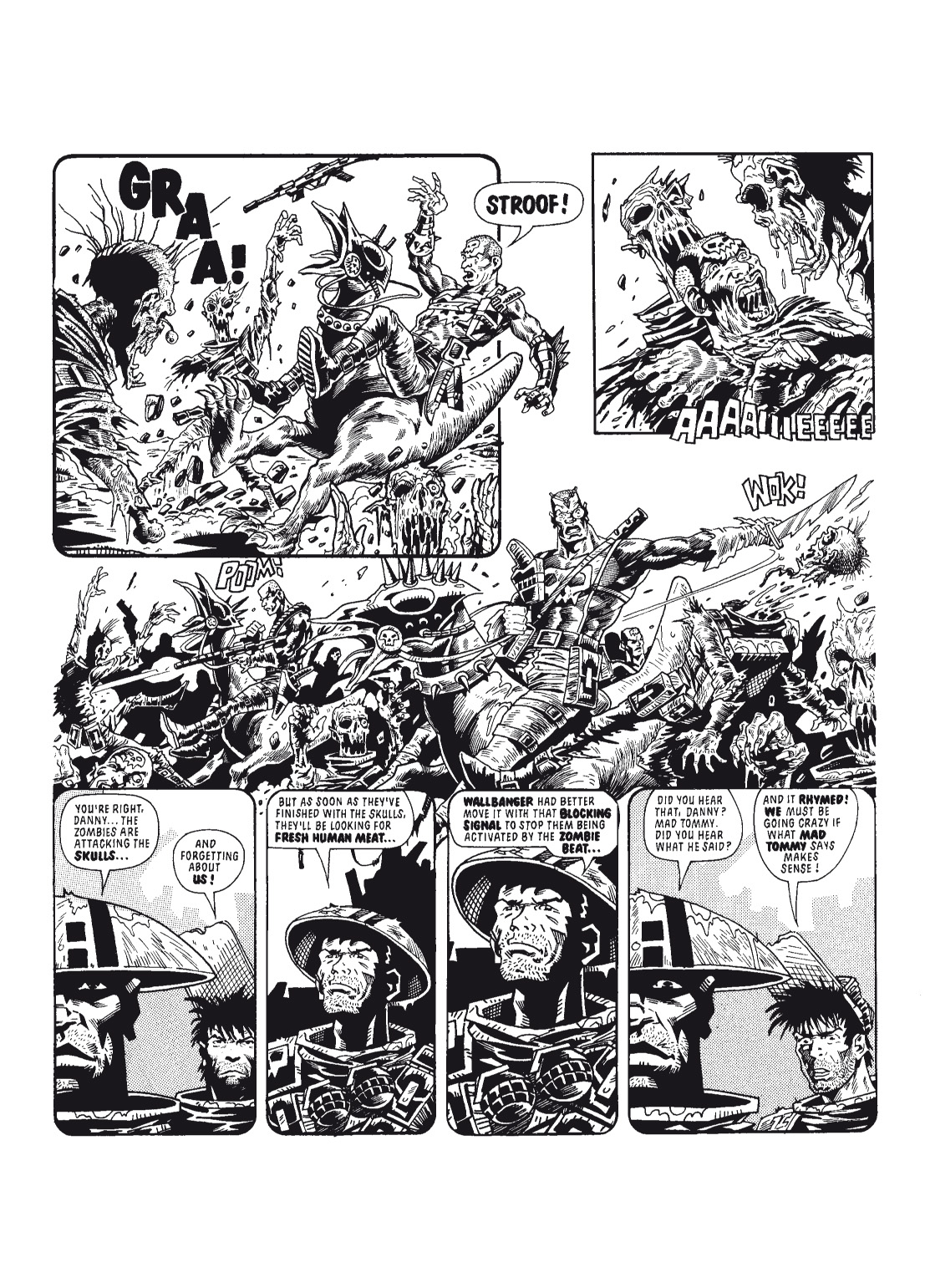 Read online The Complete Bad Company comic -  Issue # TPB - 70