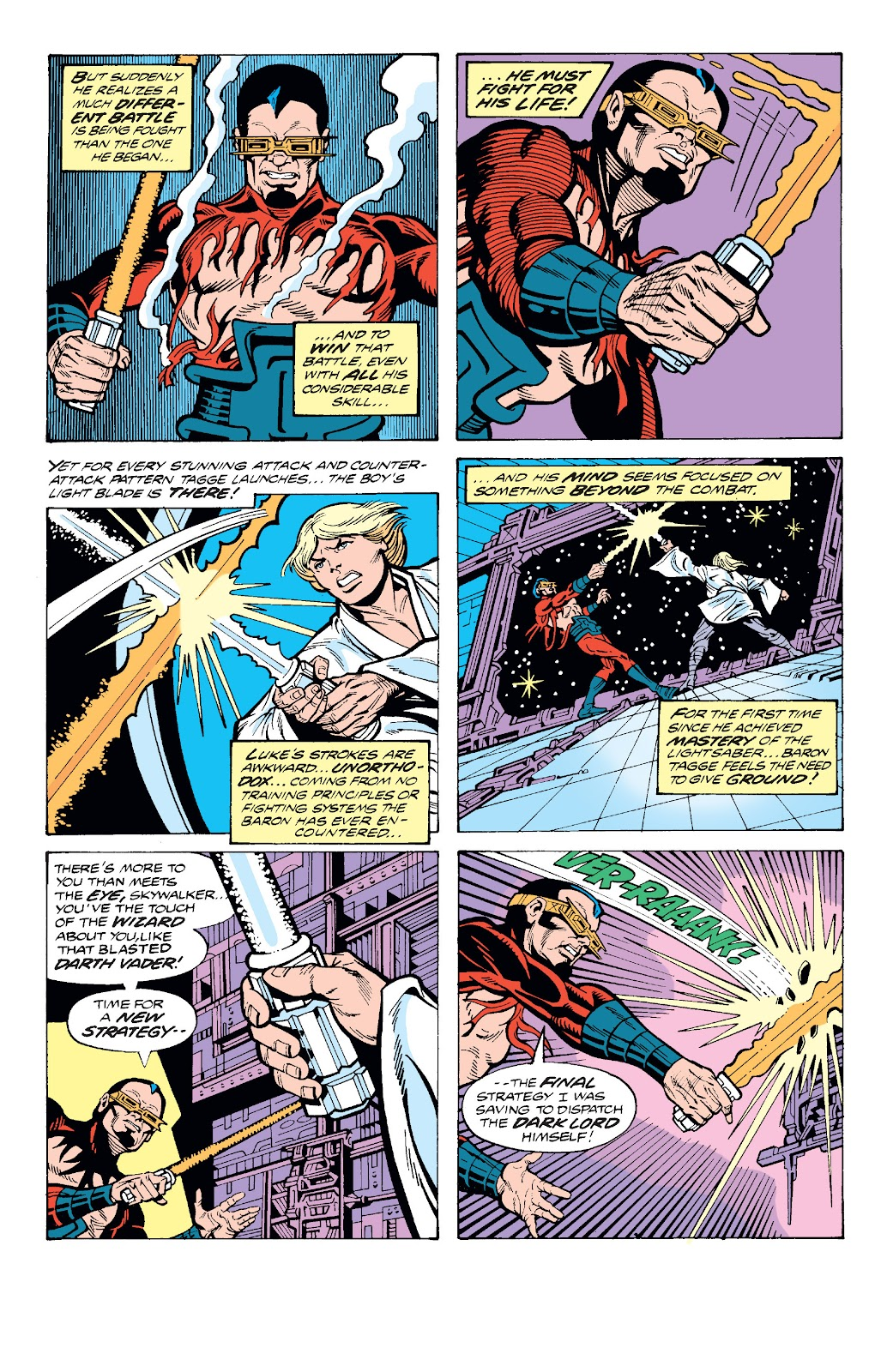 Read online Star Wars Legends: The Original Marvel Years - Epic Collection comic -  Issue # TPB 2 (Part 2) - 82