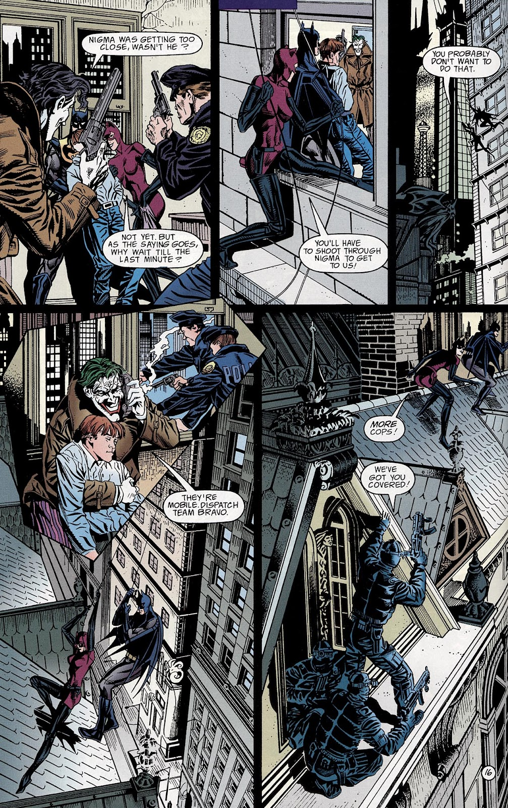 Catwoman (1993) Annual 3 #3 - English 17