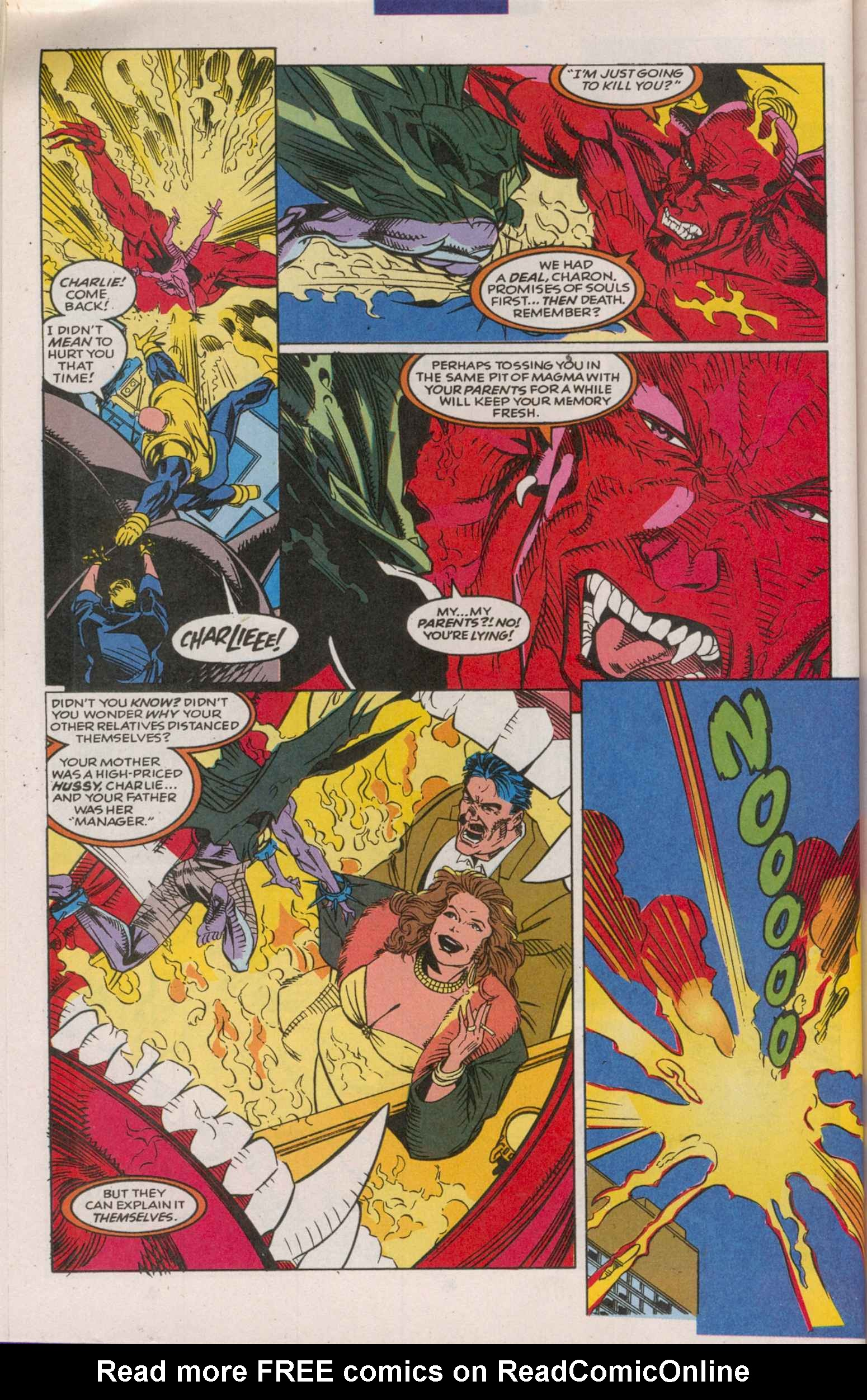 Read online X-Factor (1986) comic -  Issue # _ Annual 8 - 33