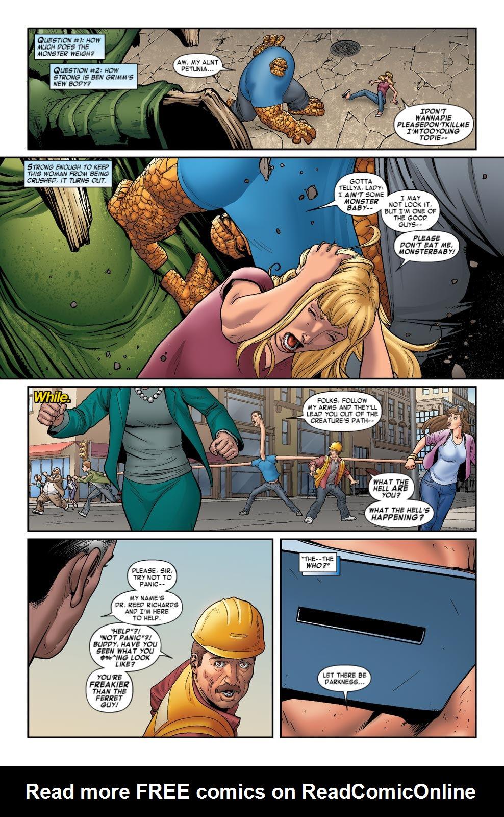 Read online Fantastic Four: Season One comic -  Issue # TPB - 44