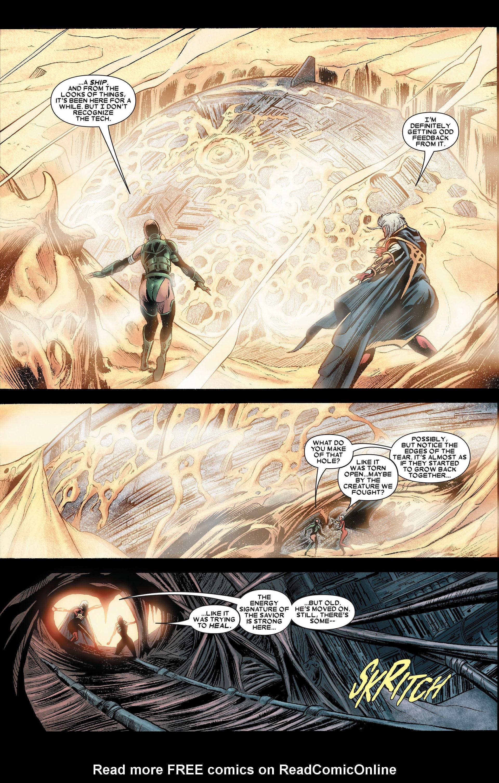 Read online Annihilation: Conquest - Quasar comic -  Issue #2 - 14