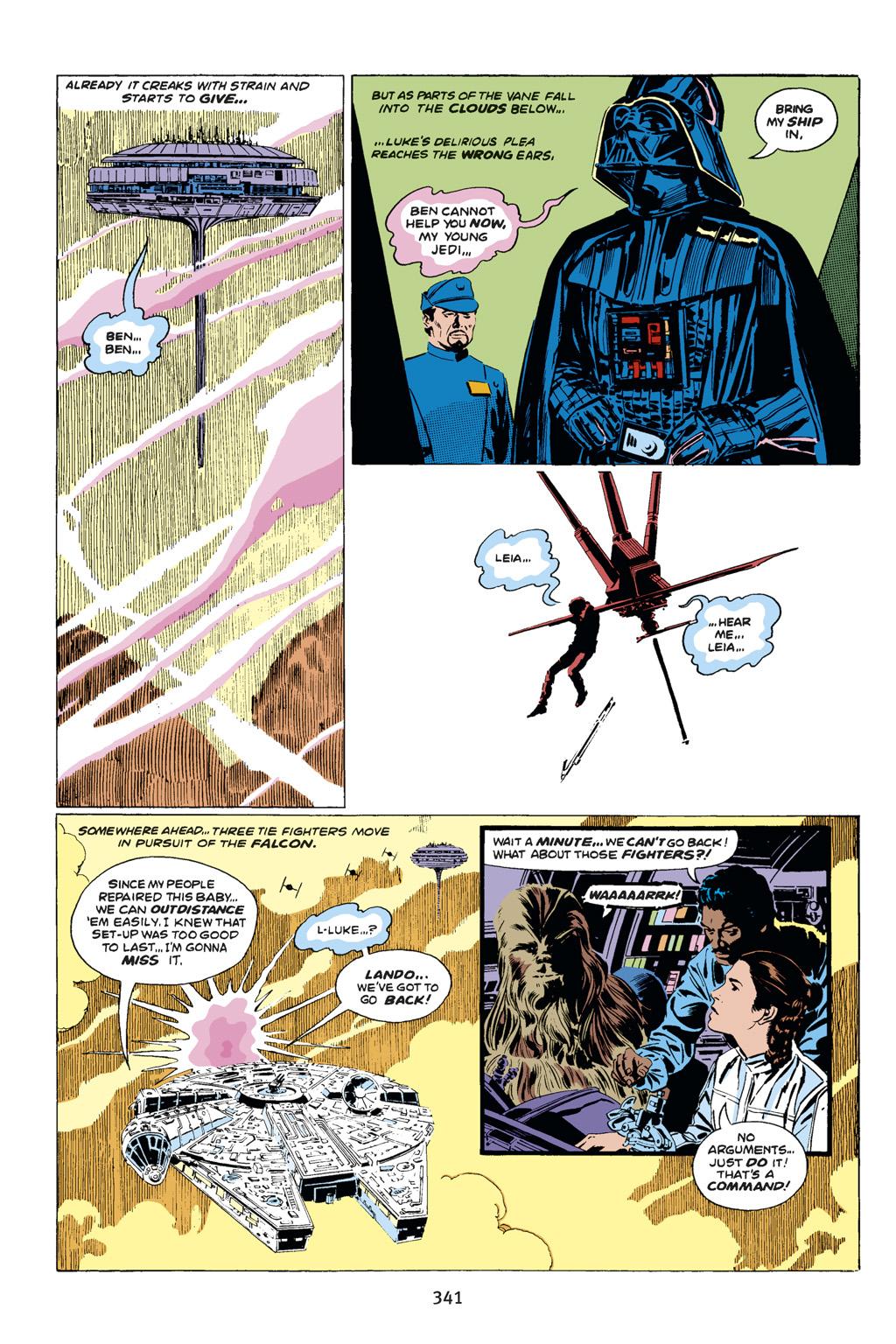Read online Star Wars Omnibus comic -  Issue # Vol. 14 - 339