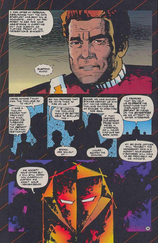 Read online Star Trek (1989) comic -  Issue # _Special 2 - 21