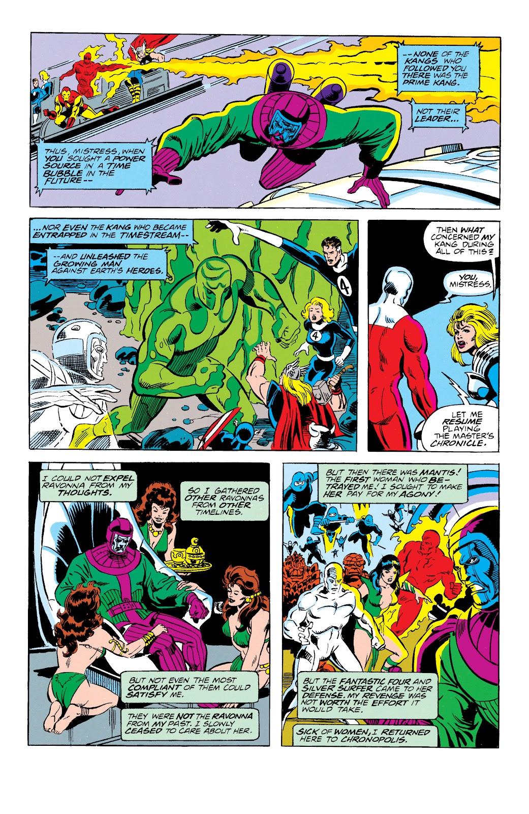 Read online Avengers: Citizen Kang comic -  Issue # TPB (Part 2) - 116