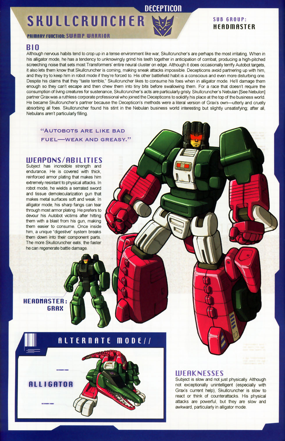 Read online Transformers: More than Meets the Eye comic -  Issue #6 - 8
