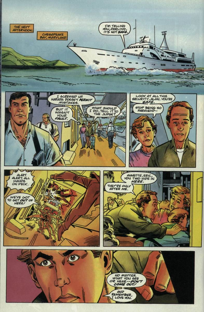 Read online Harbinger Files comic -  Issue #2 - 17