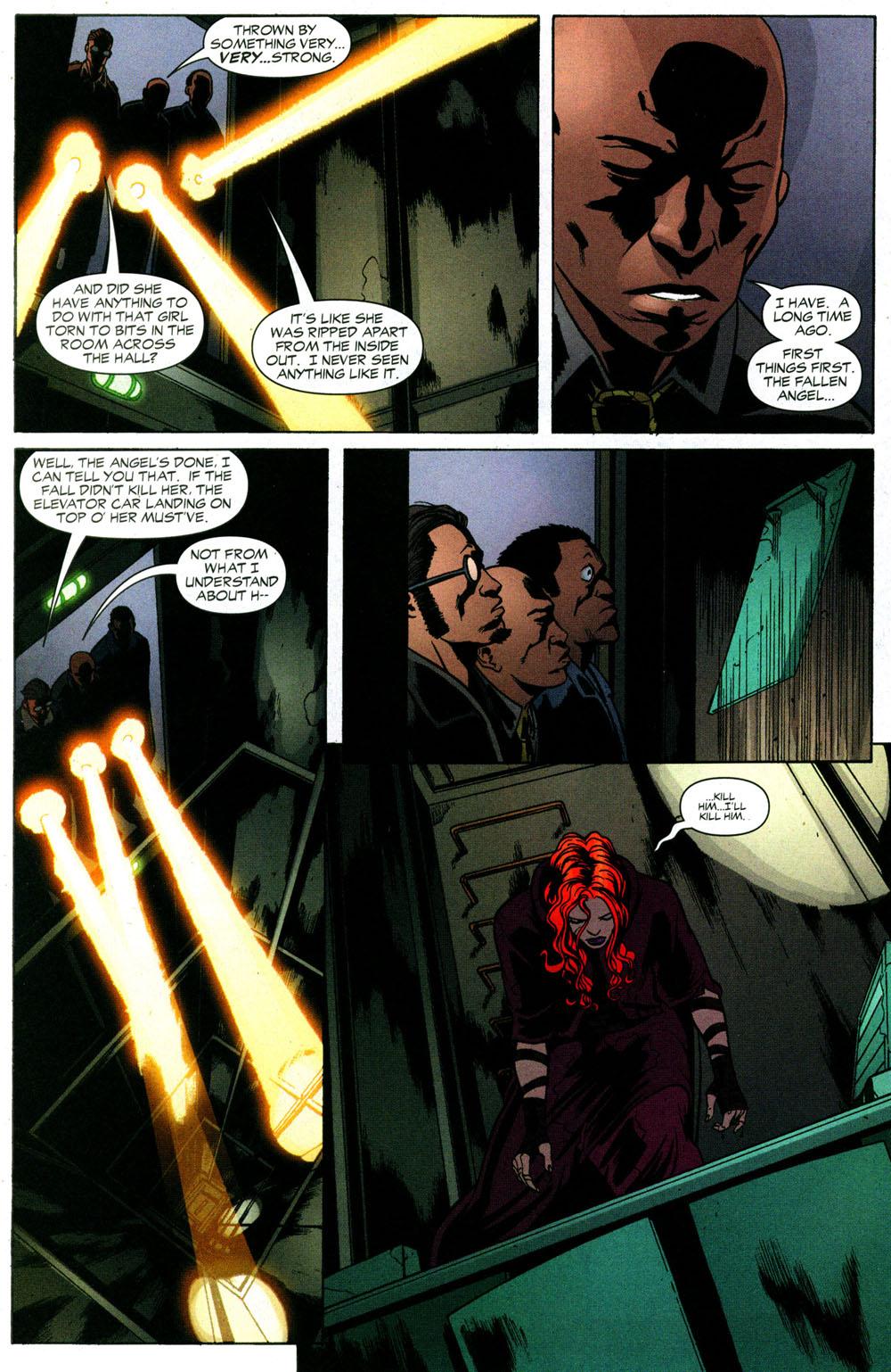 Read online Fallen Angel (2003) comic -  Issue #3 - 22