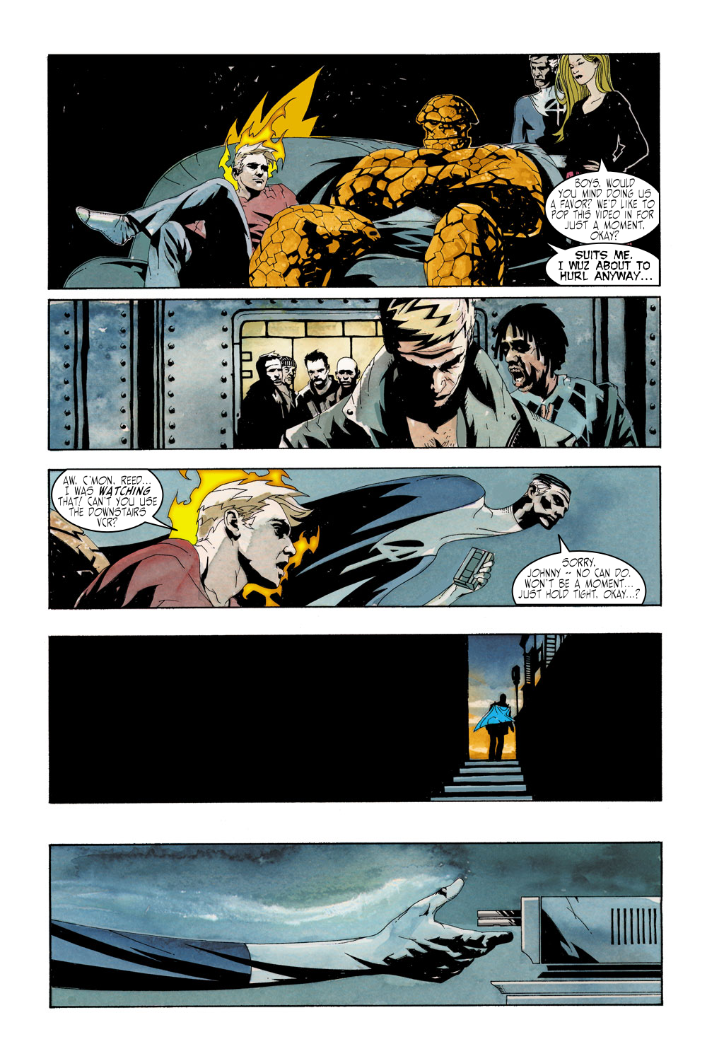 Read online Sentry (2000) comic -  Issue #2 - 21