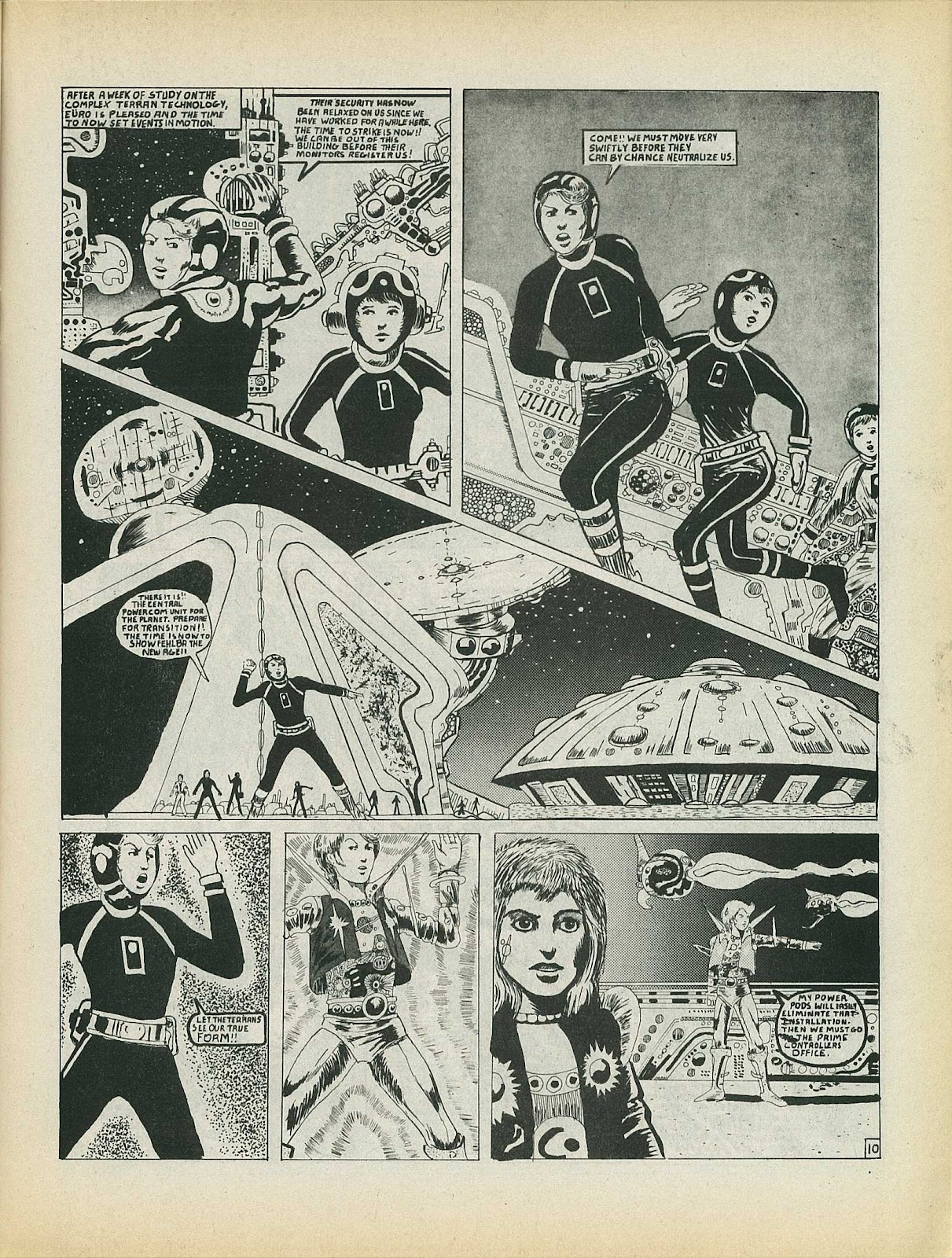 Star Fighters issue 4 - Page 30