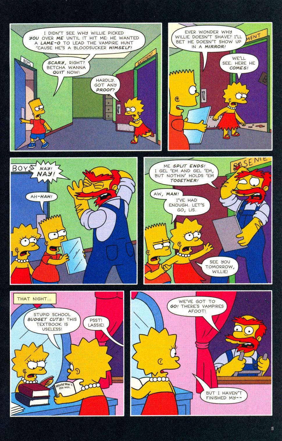 Read online Simpsons Comics Presents Bart Simpson comic -  Issue #28 - 6