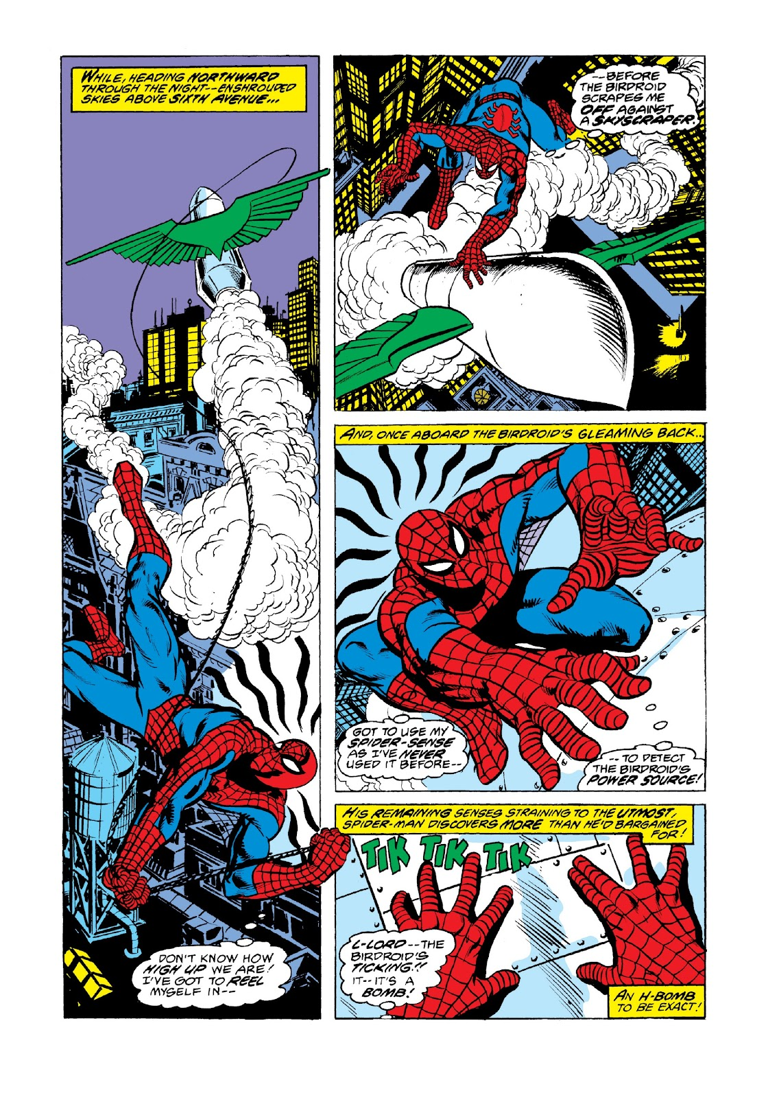 Read online Marvel Masterworks: The Spectacular Spider-Man comic -  Issue # TPB 2 (Part 3) - 30