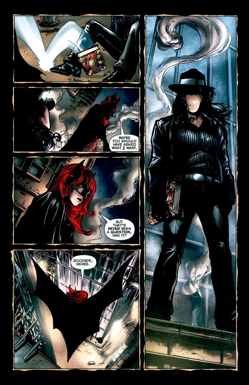 Crime Bible: The Five Lessons of Blood issue 3 - Page 21