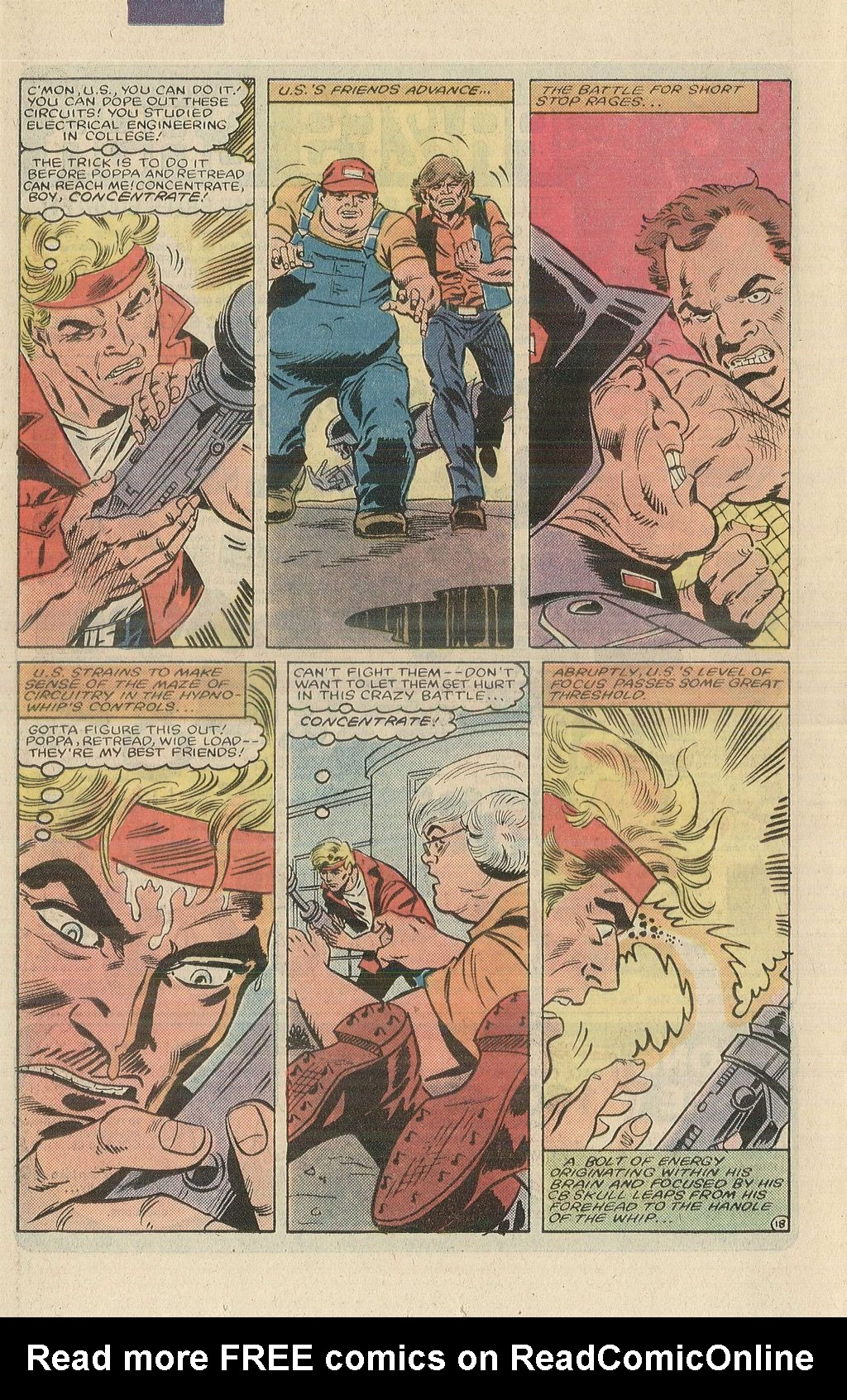 Read online U.S. 1 comic -  Issue #9 - 26