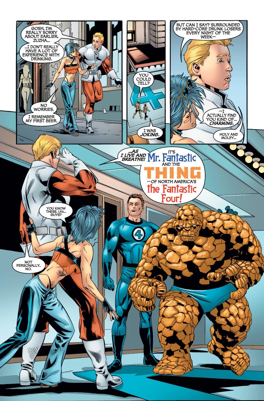 Read online Alpha Flight (2004) comic -  Issue #7 - 14