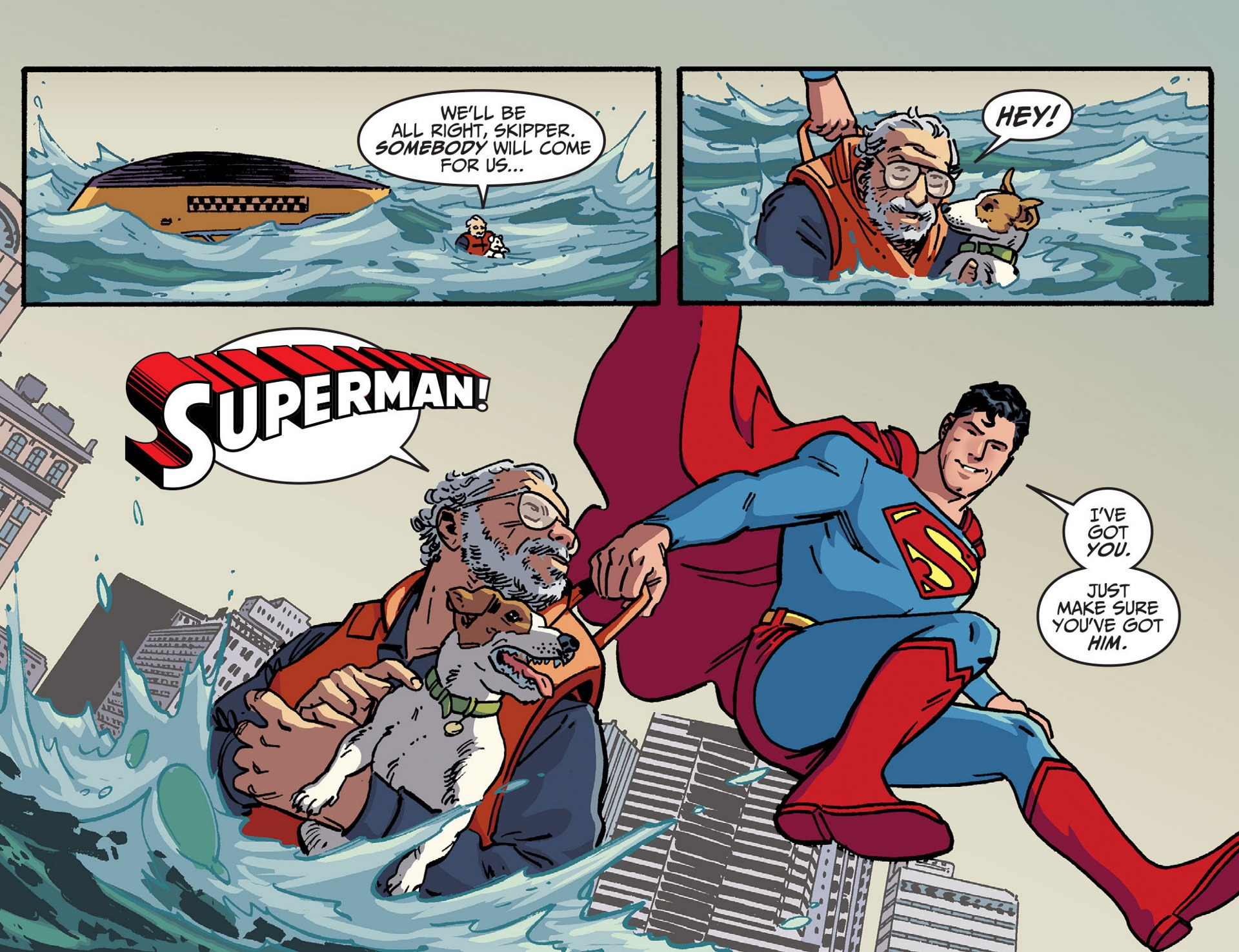 Read online Adventures of Superman [I] comic -  Issue #43 - 11