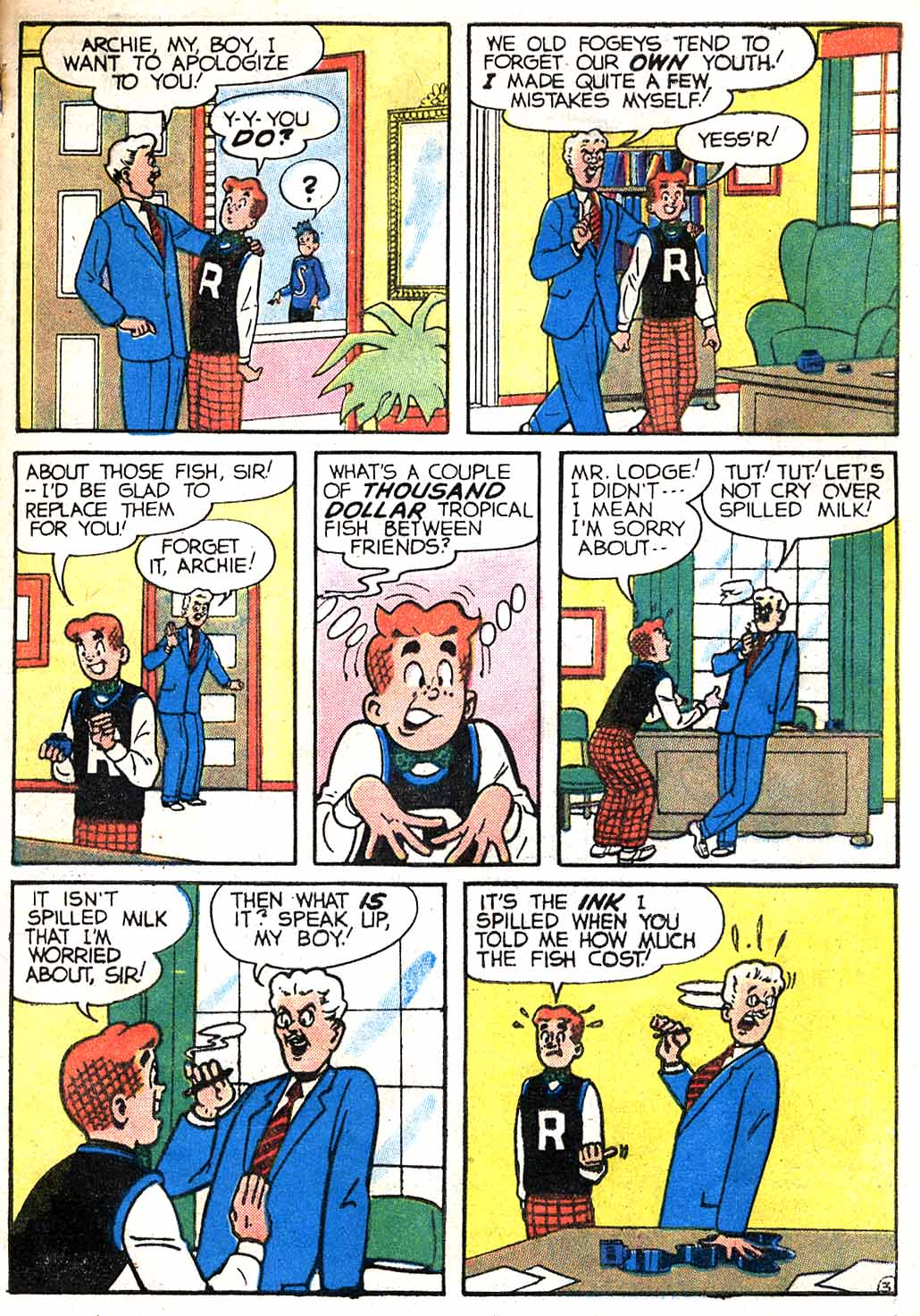 Read online Archie (1960) comic -  Issue #115 - 5