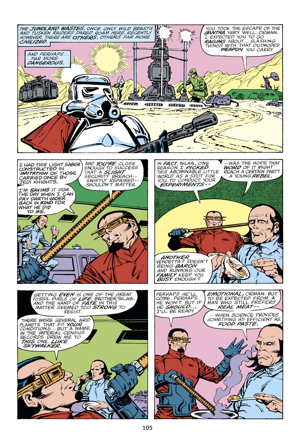 Read online Star Wars Omnibus comic -  Issue # Vol. 14 - 105