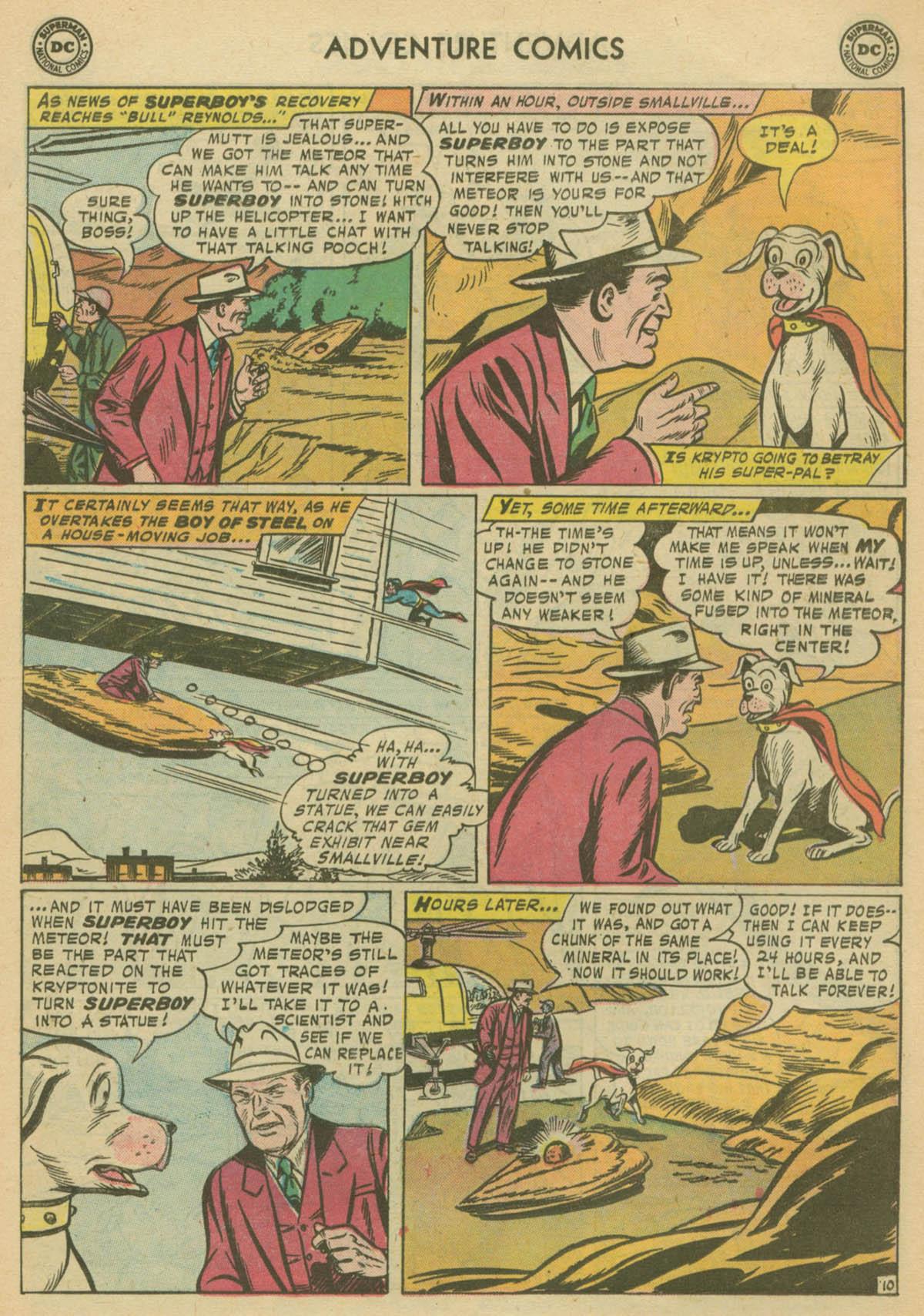 Read online Adventure Comics (1938) comic -  Issue #239 - 12
