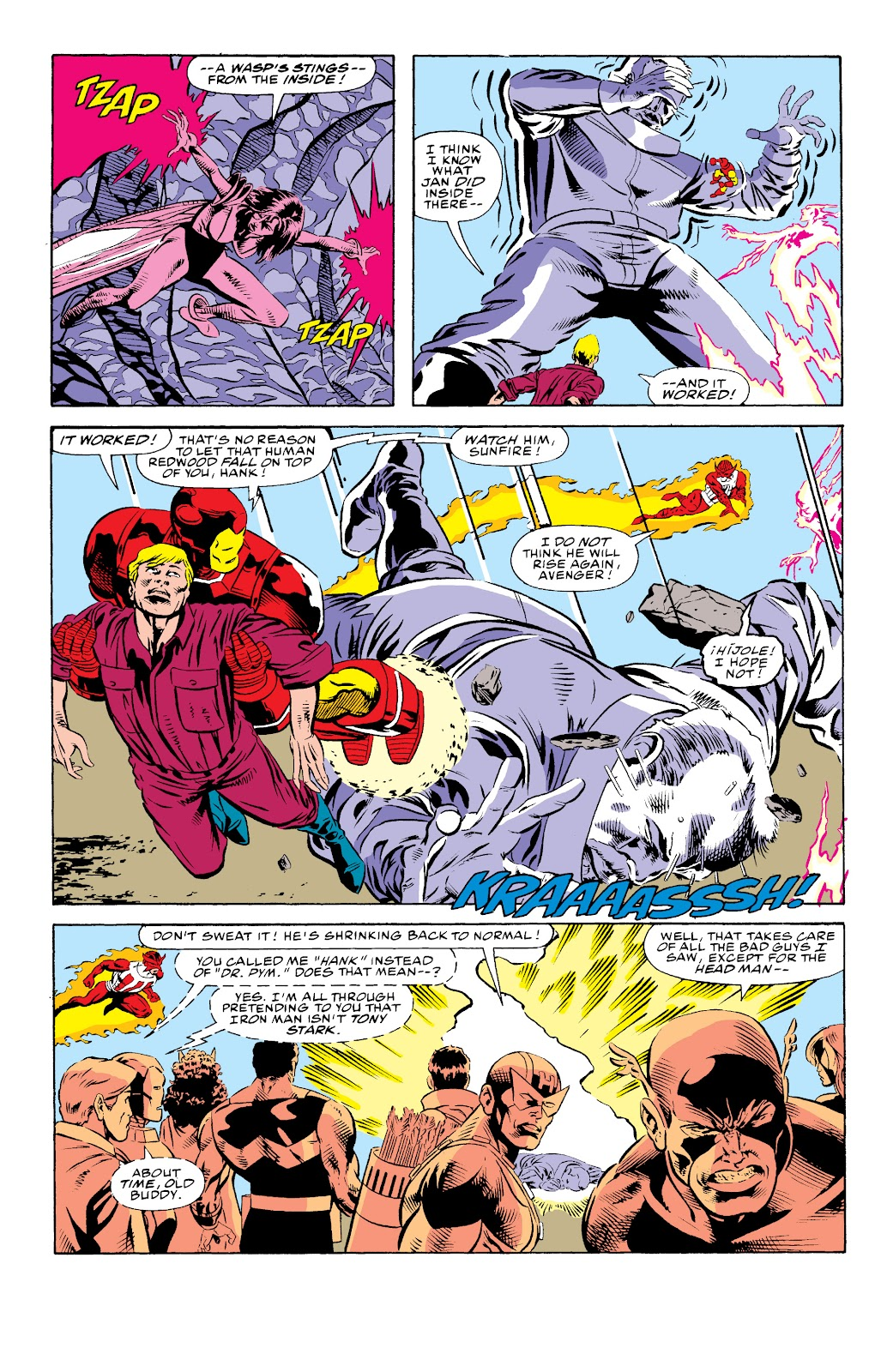 Avengers West Coast (1989) issue 74 - Page 19