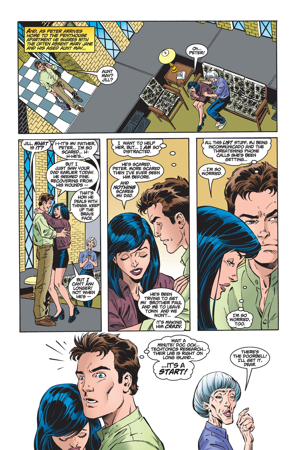 The Amazing Spider-Man (1999) 10 Page 8