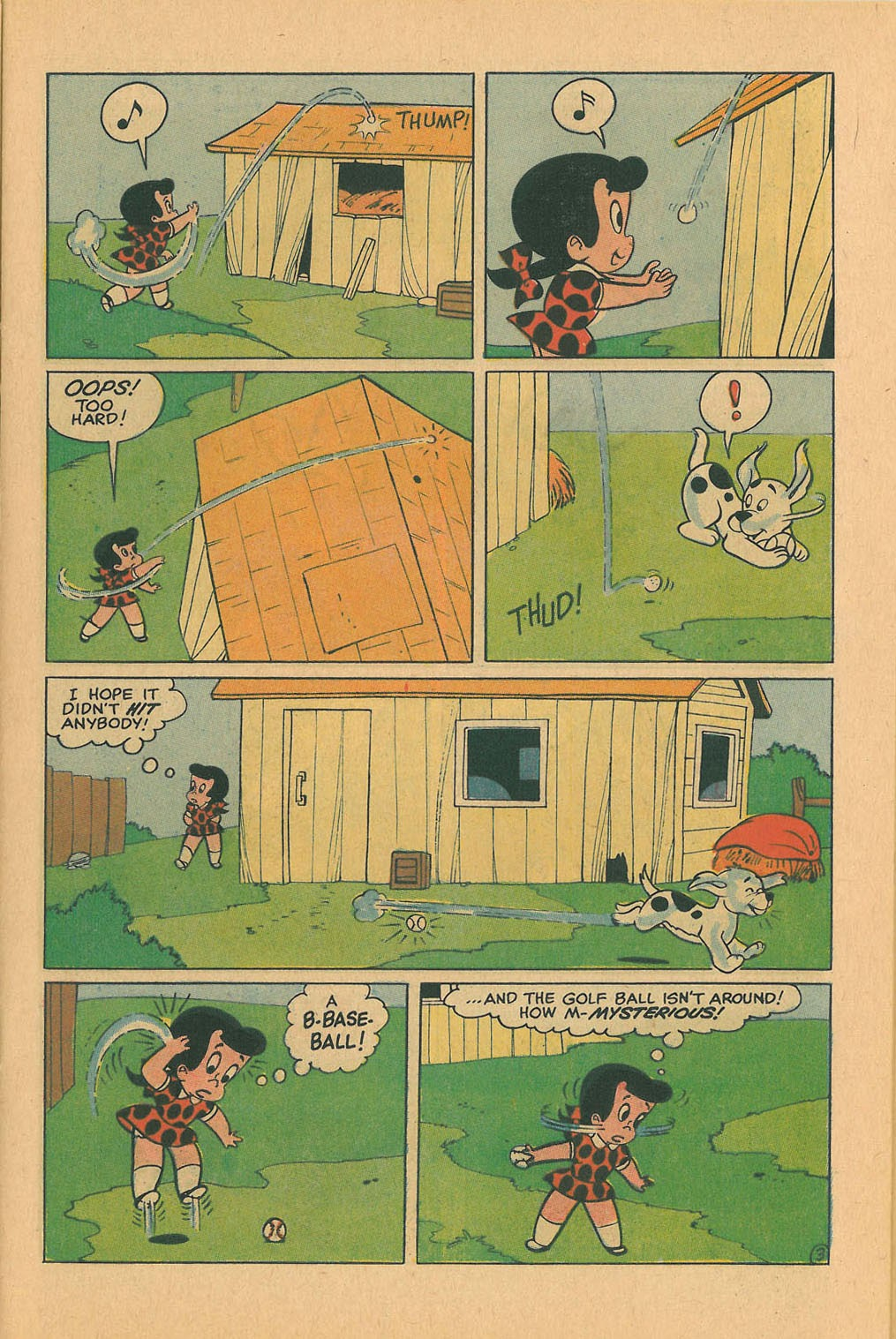 Little Dot (1953) issue 115 - Page 7