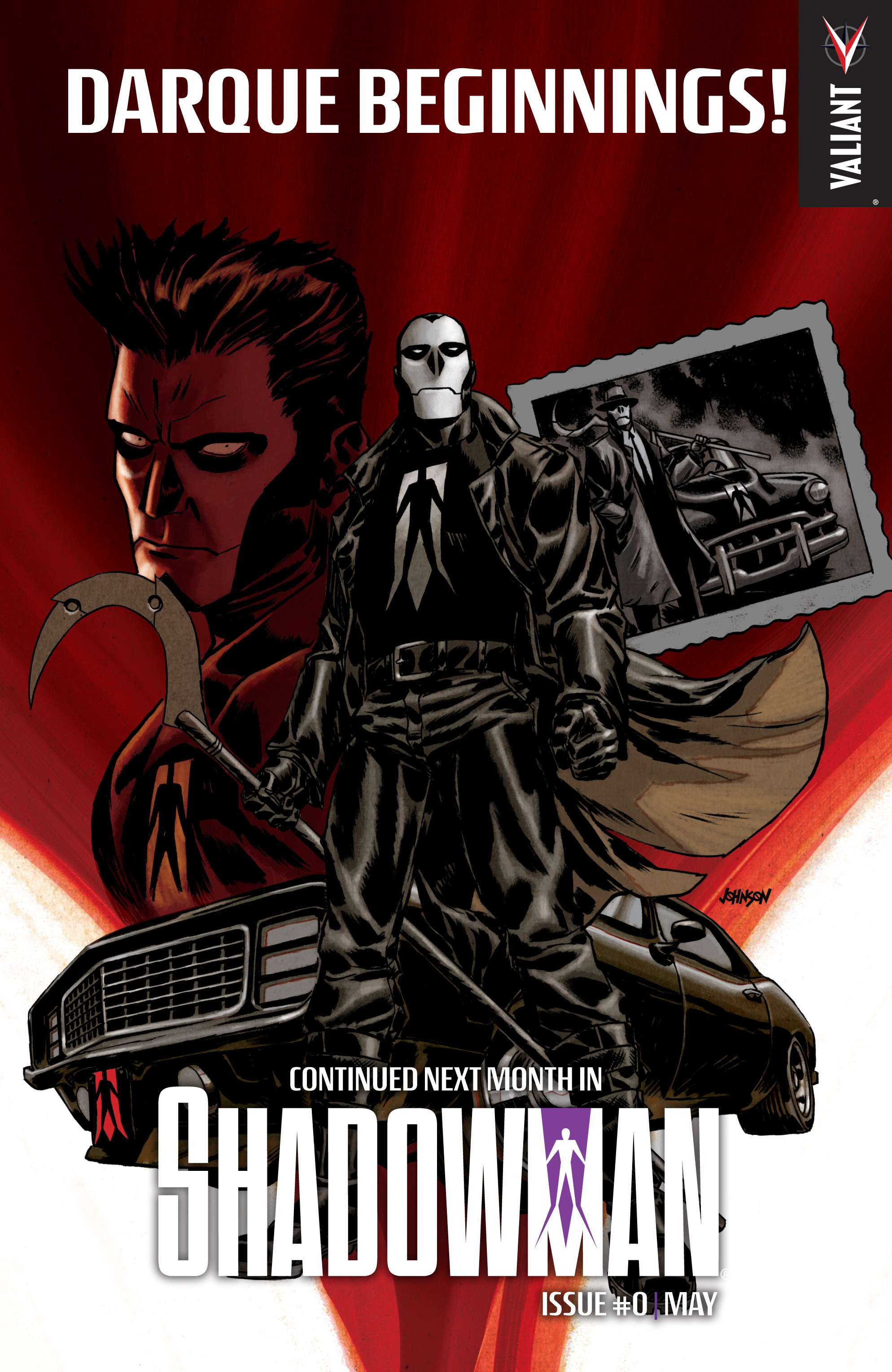 Read online Shadowman (2012) comic -  Issue #6 - 23