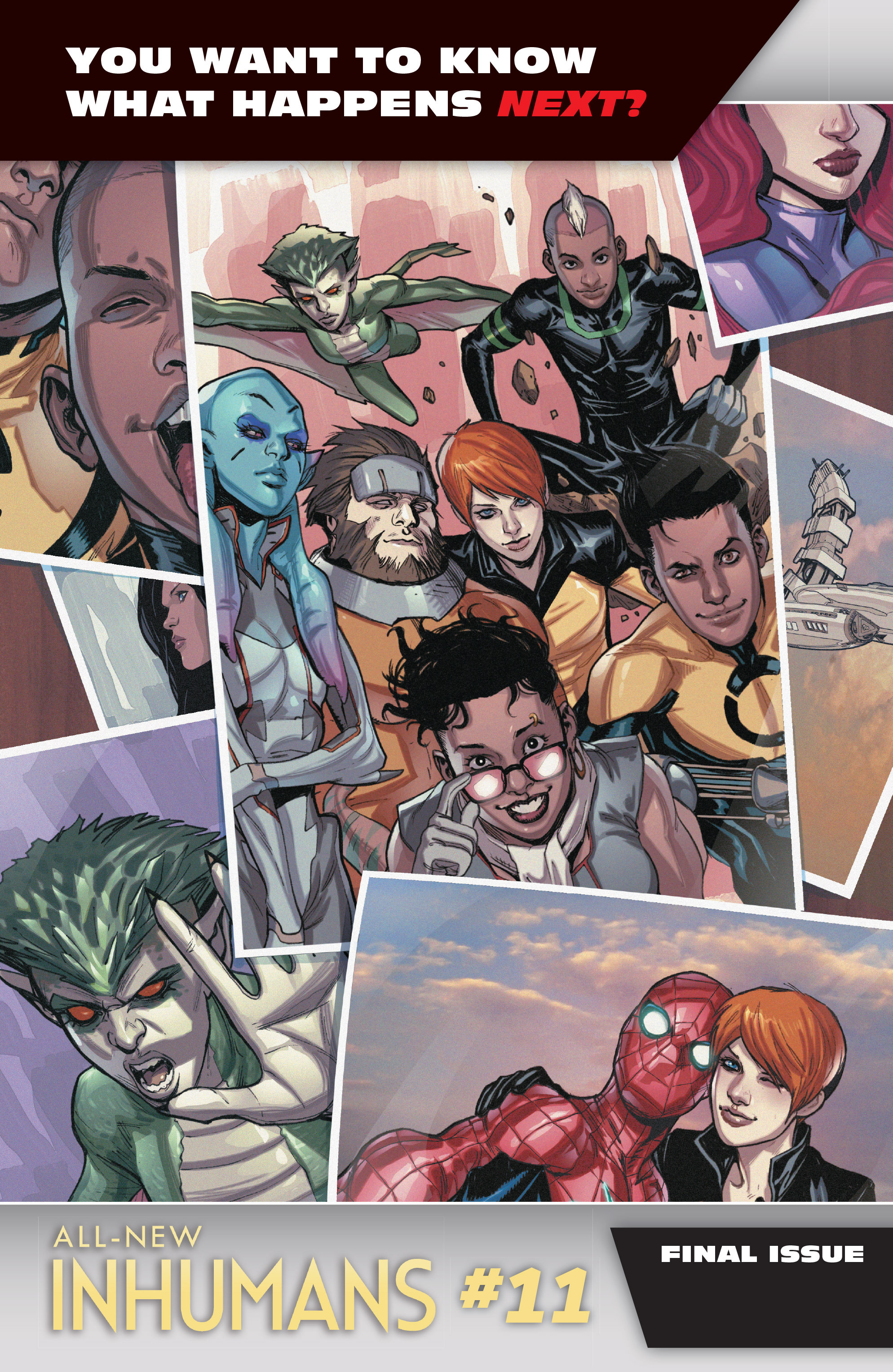 Read online All-New Inhumans comic -  Issue #10 - 22