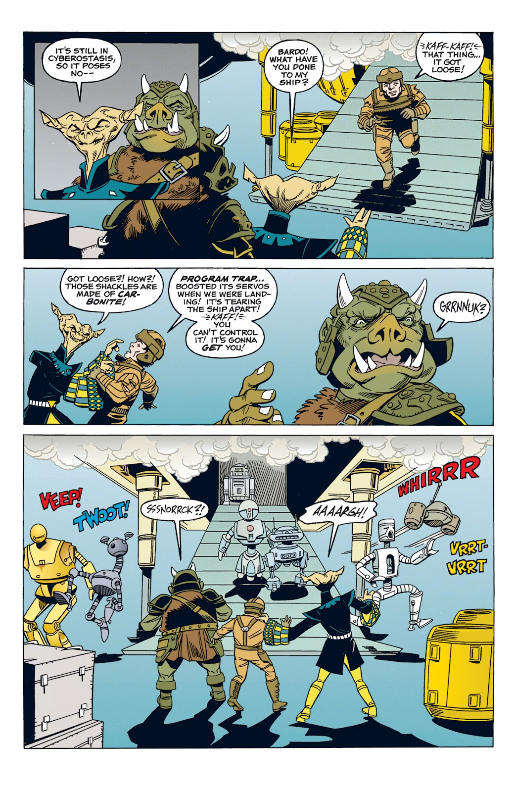 Read online Star Wars Legends Epic Collection: The Empire comic -  Issue # TPB 5 (Part 1) - 10