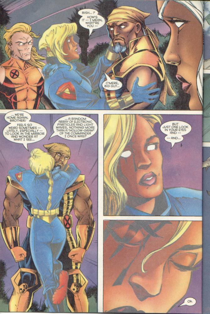 Read online Uncanny X-Men (1963) comic -  Issue # _Annual 1996 - 17