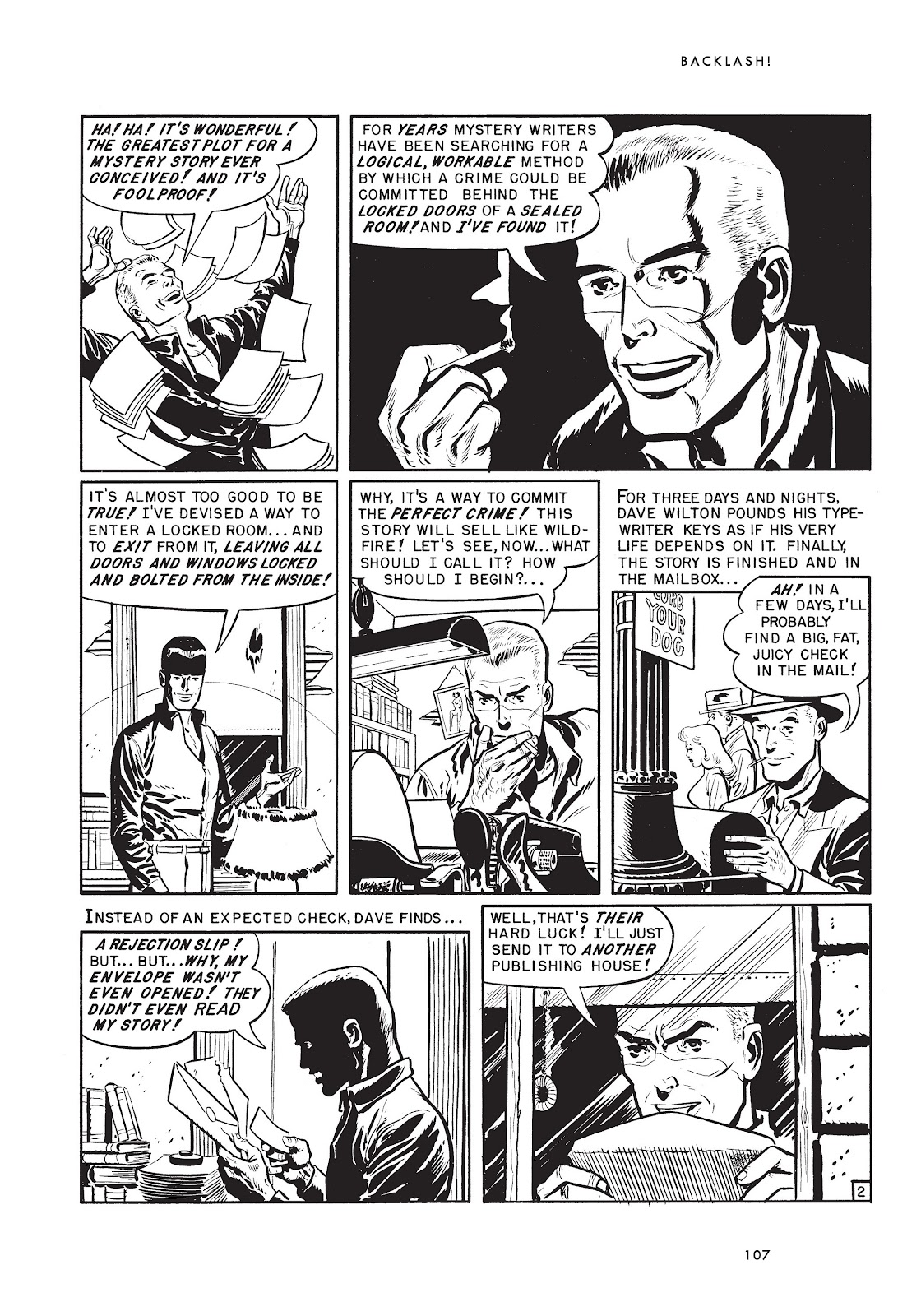 Read online Voodoo Vengeance and Other Stories comic -  Issue # TPB (Part 2) - 25