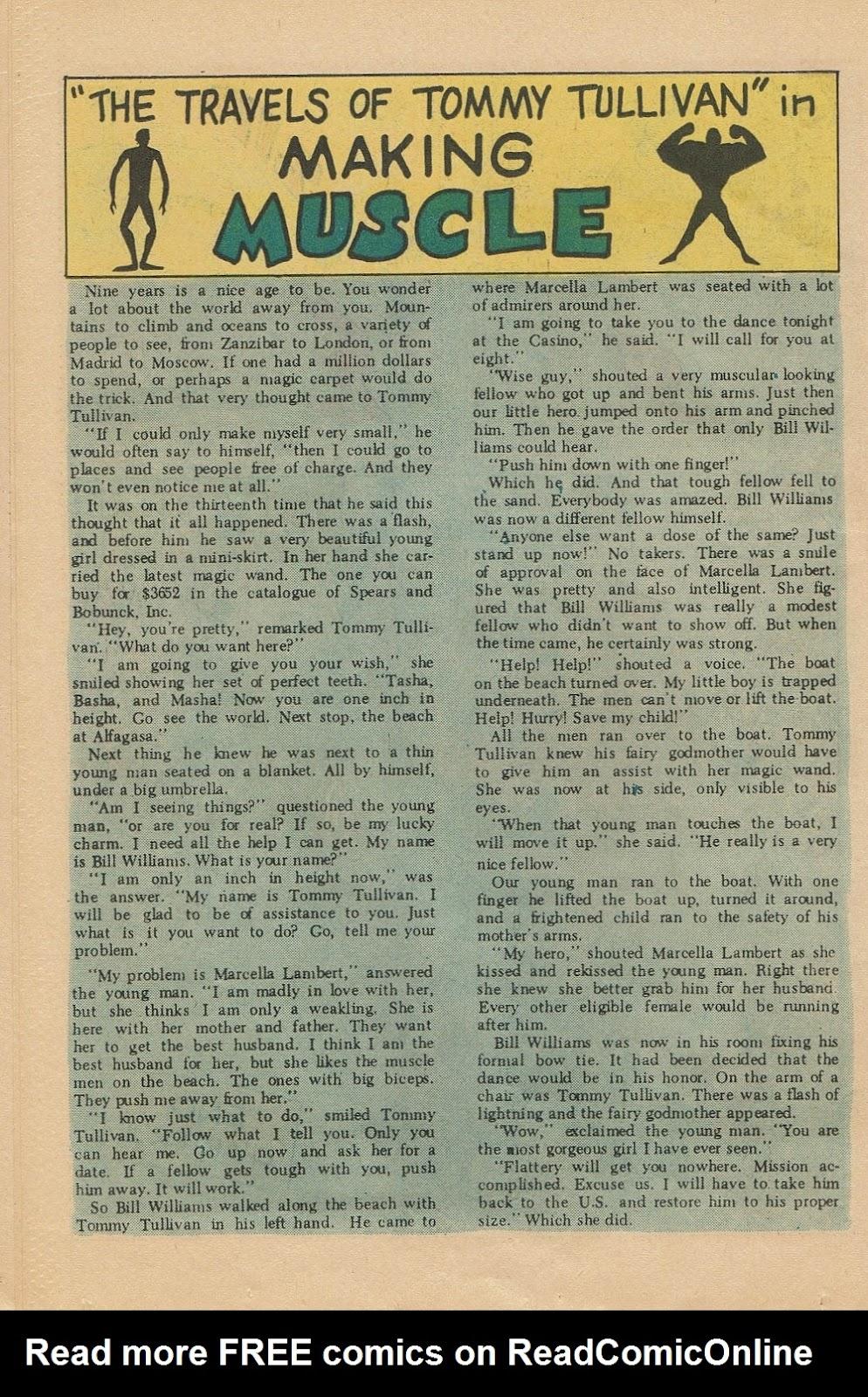 Underdog (1970) issue 6 - Page 21