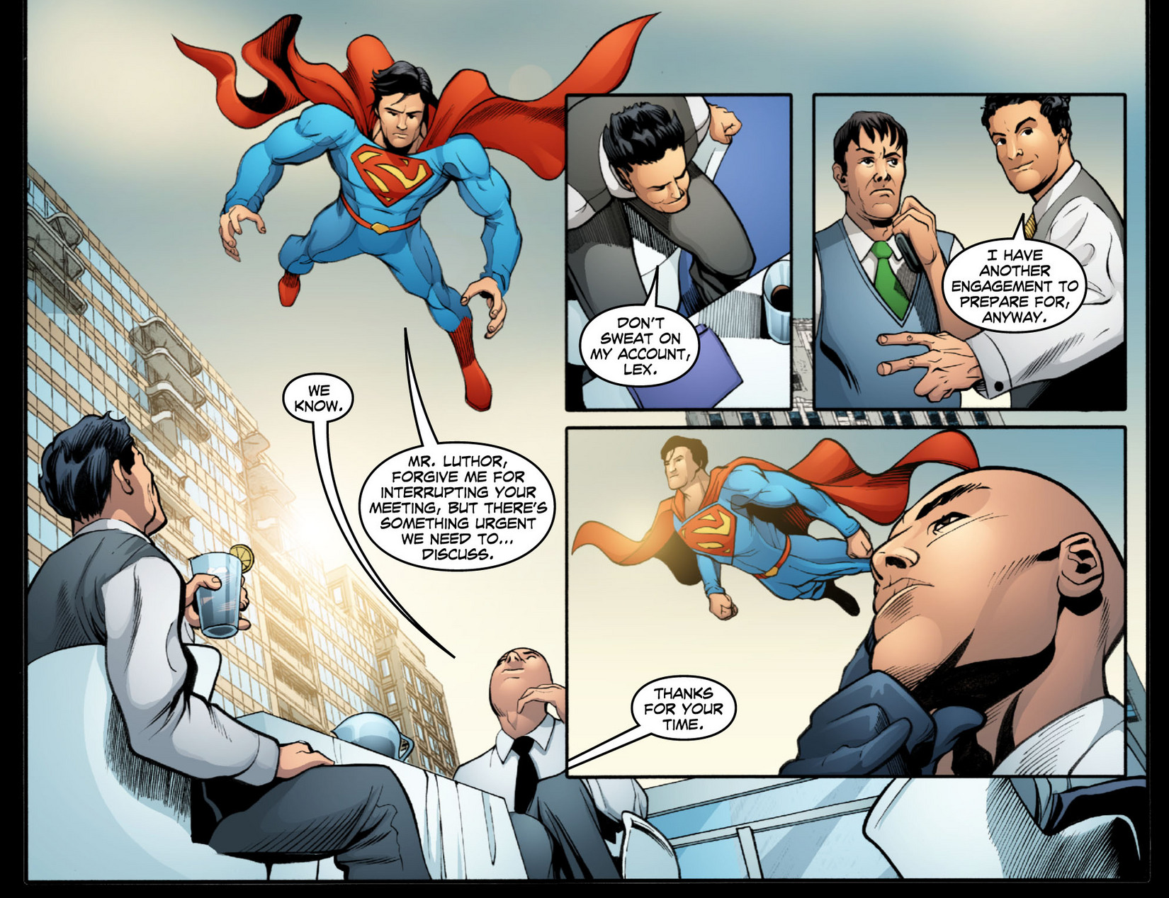 Read online Smallville: Season 11 comic -  Issue #15 - 12