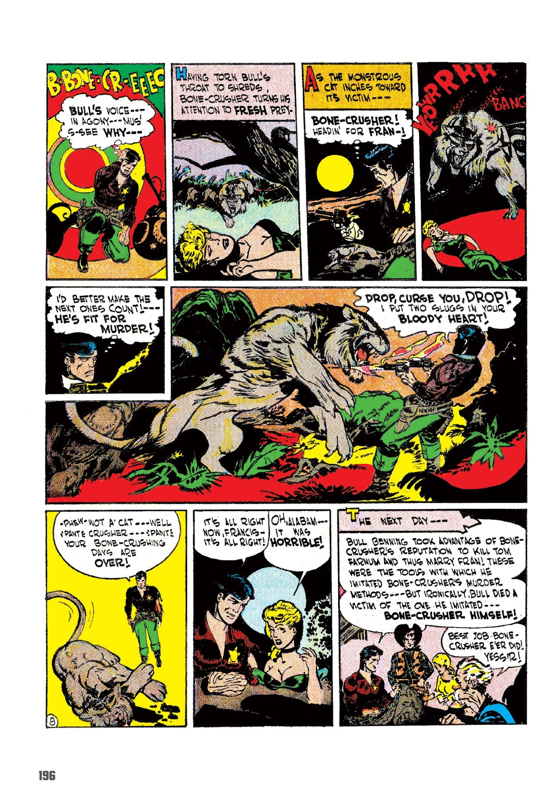 Read online The Joe Kubert Archives comic -  Issue # TPB (Part 3) - 7