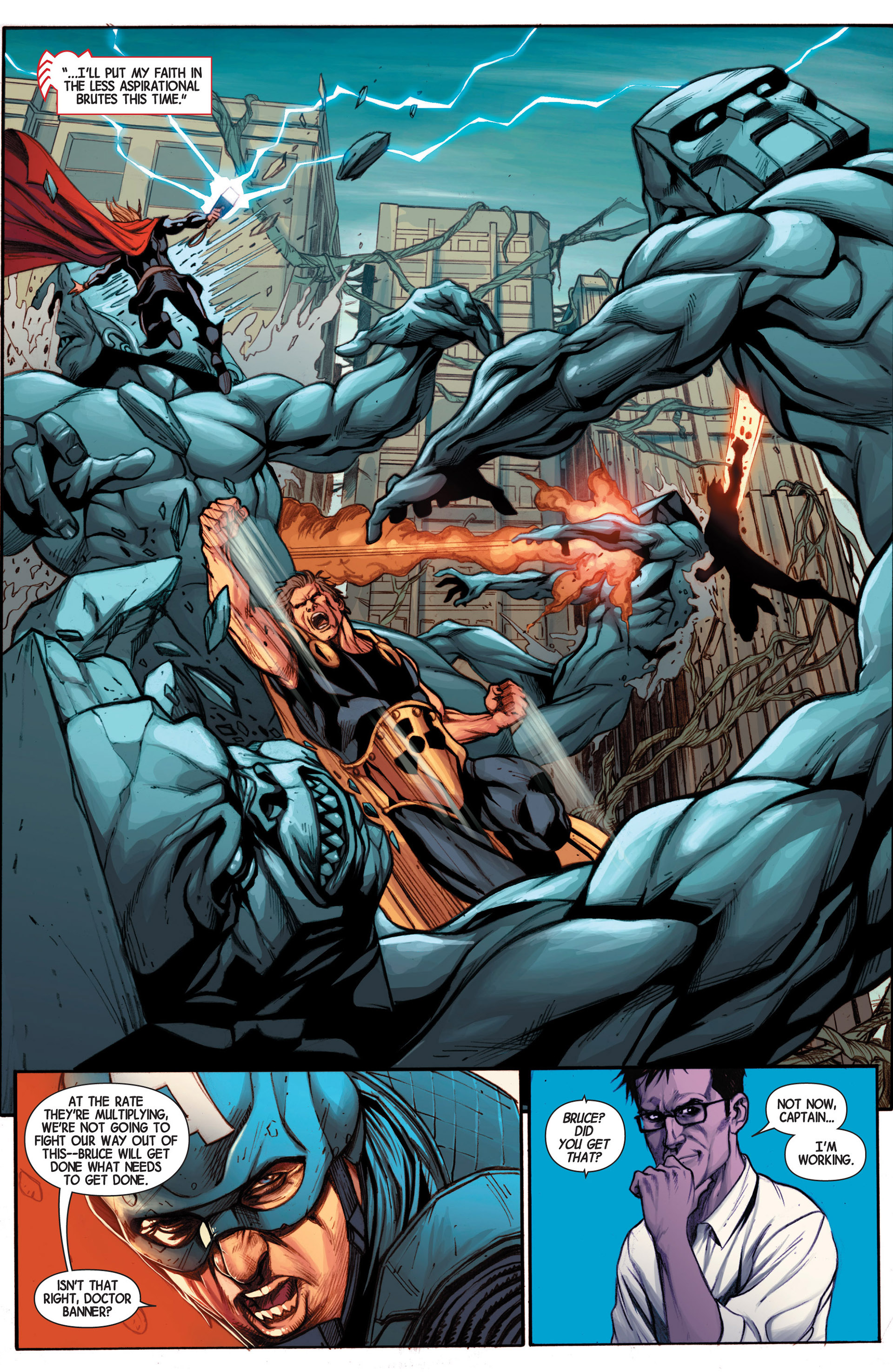 Read online Avengers (2013) comic -  Issue #15 - 7
