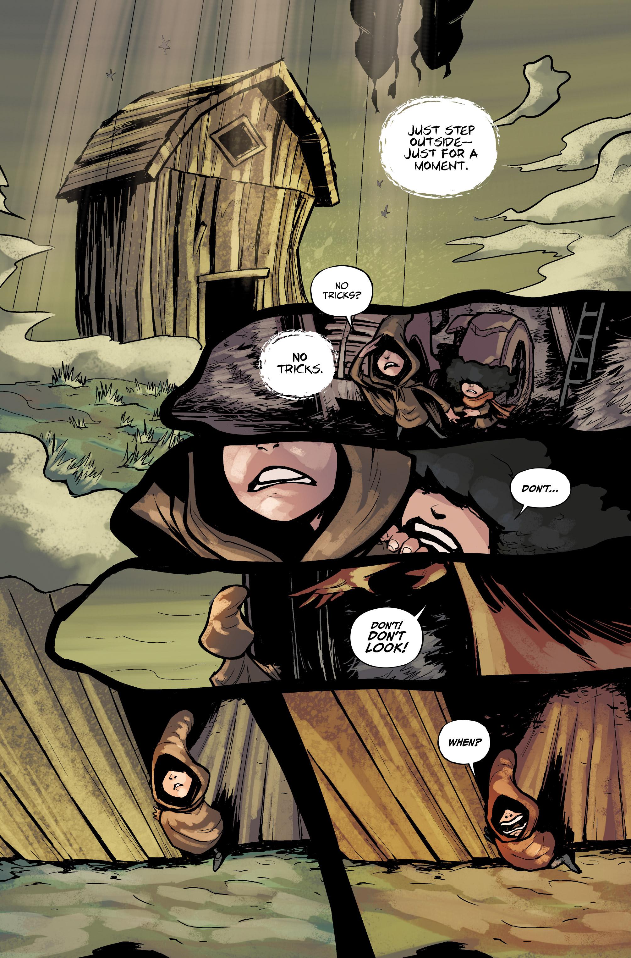 Read online Little Nightmares comic -  Issue #1 - 21