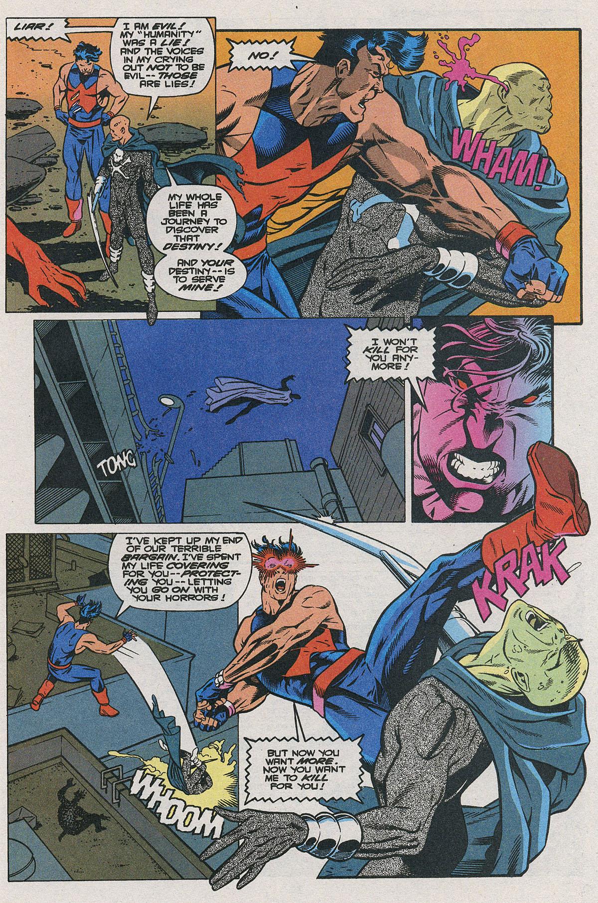 Read online Wonder Man (1991) comic -  Issue #24 - 15