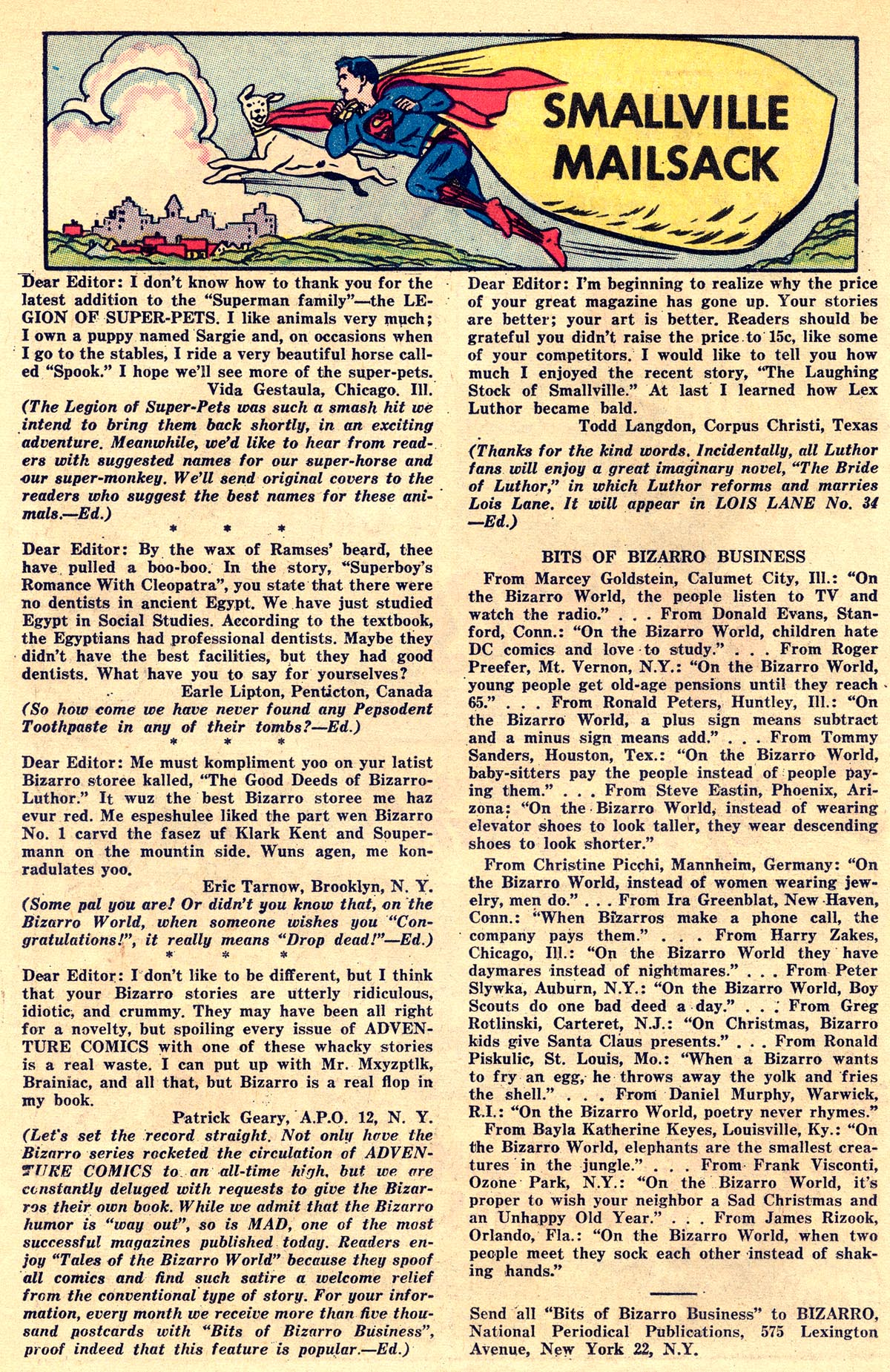 Read online Adventure Comics (1938) comic -  Issue #296 - 18