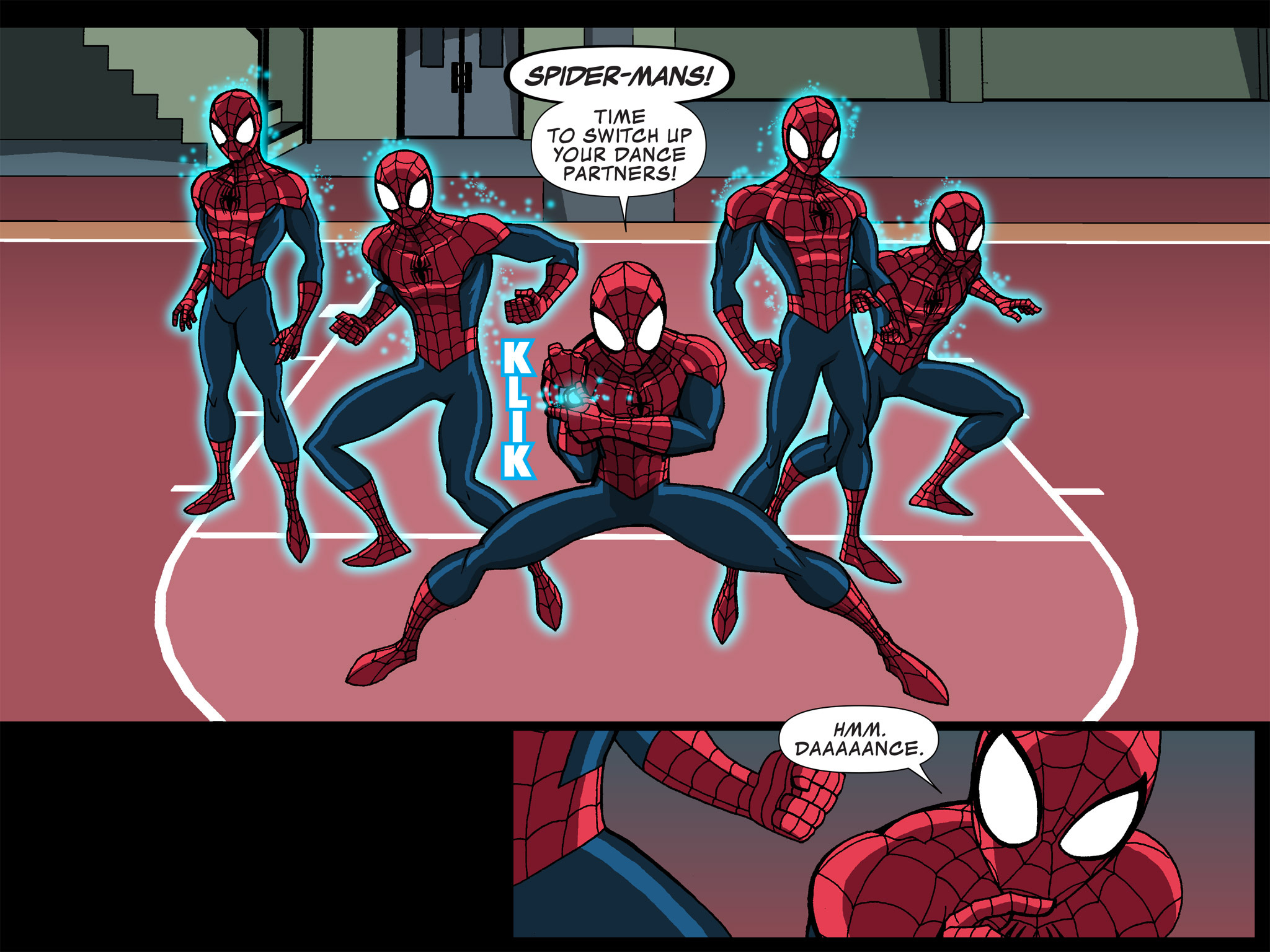 Read online Ultimate Spider-Man (Infinite Comics) (2015) comic -  Issue #24 - 11