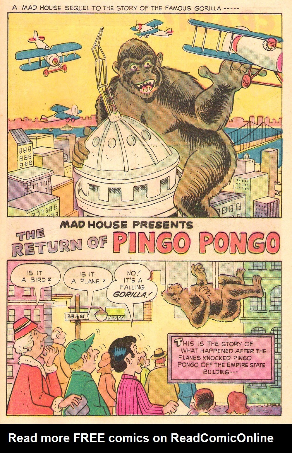 Read online Madhouse Comics comic -  Issue #98 - 20
