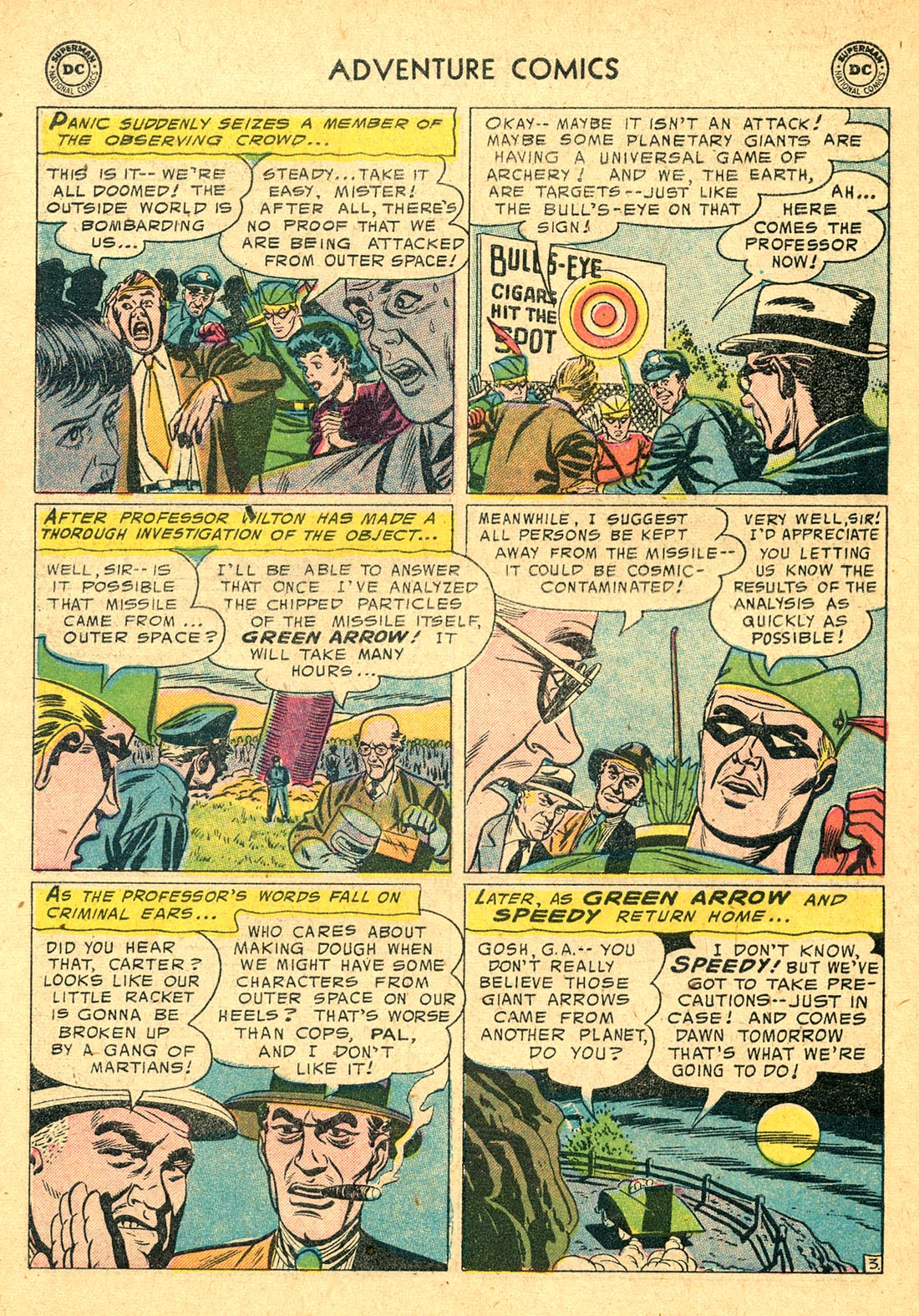 Read online Adventure Comics (1938) comic -  Issue #220 - 30