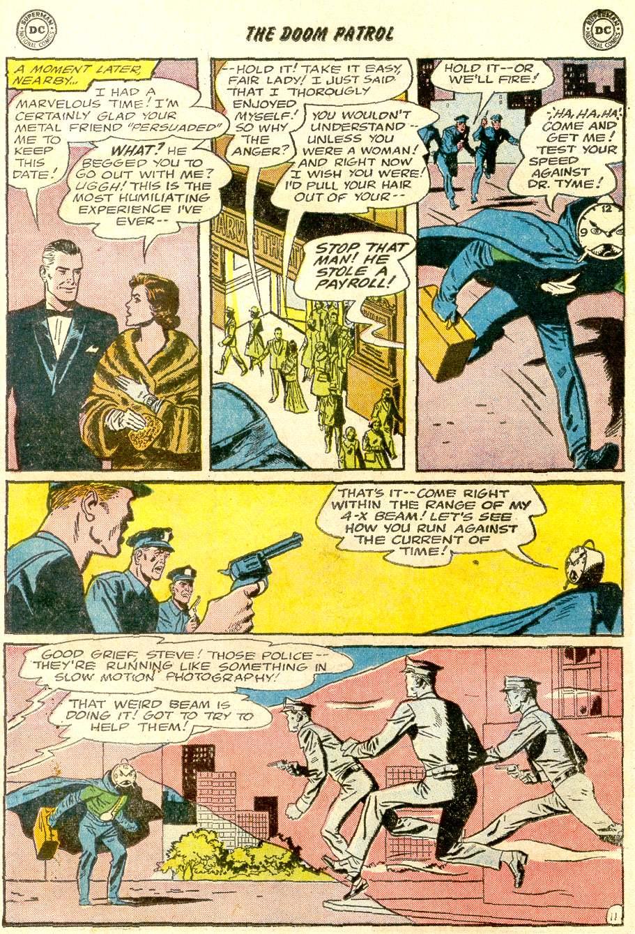Doom Patrol (1964) issue 92 - Page 15