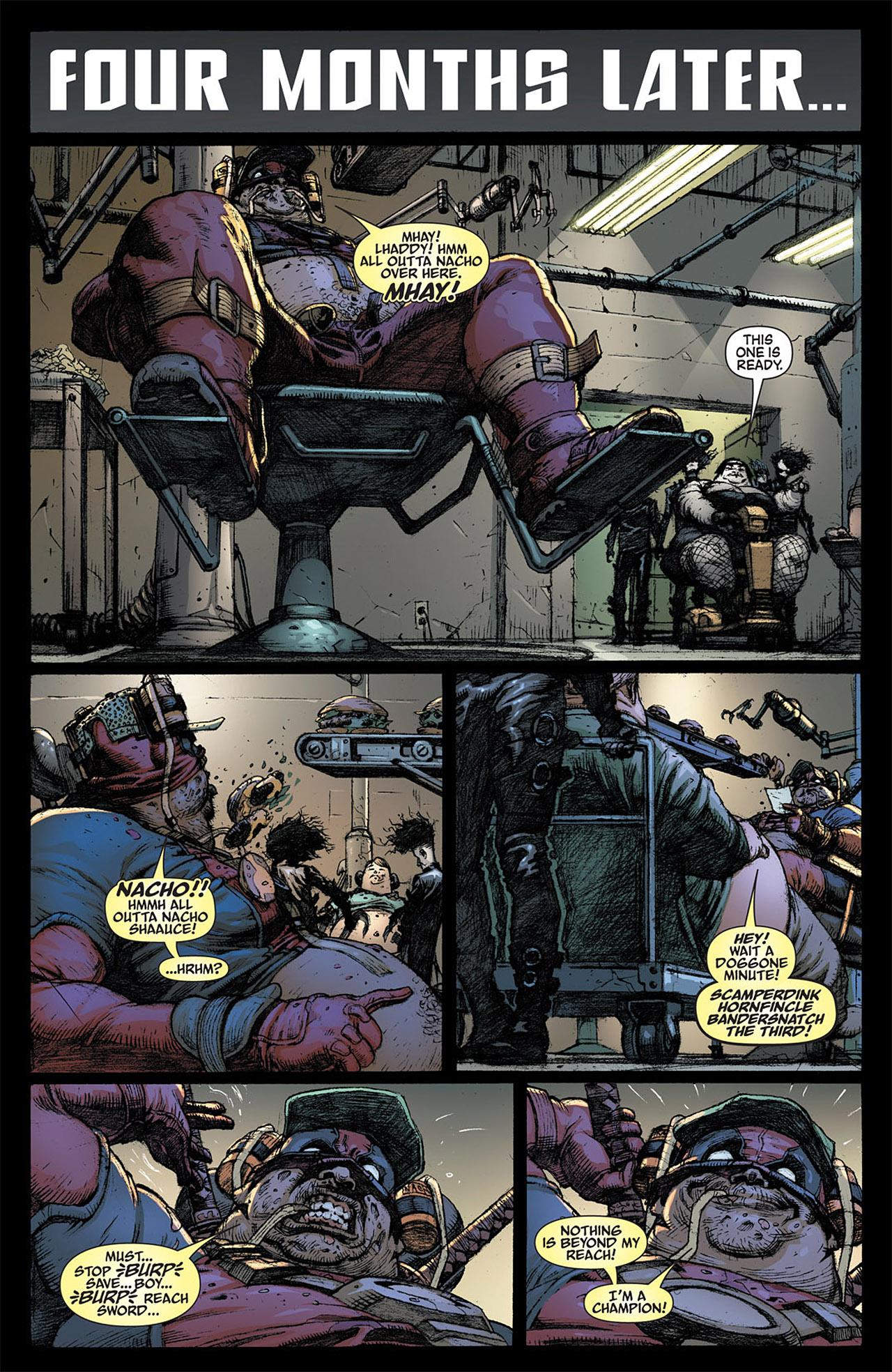 Uncanny X-Force (2010) #25 #27 - English 34